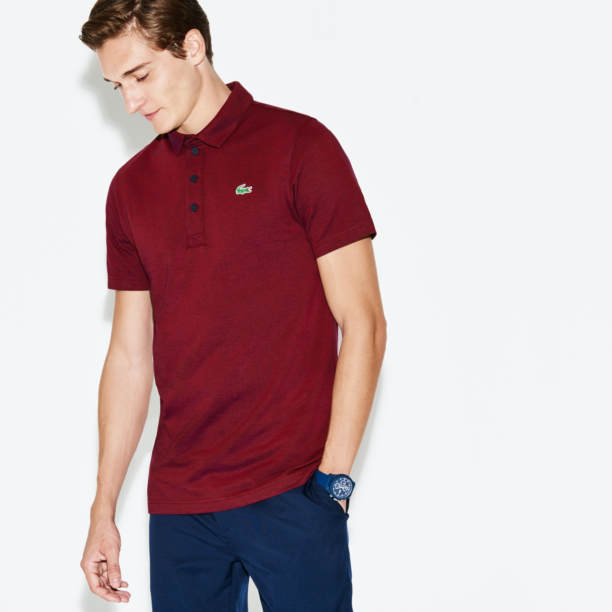 Men's SPORT Technical Golf Polo