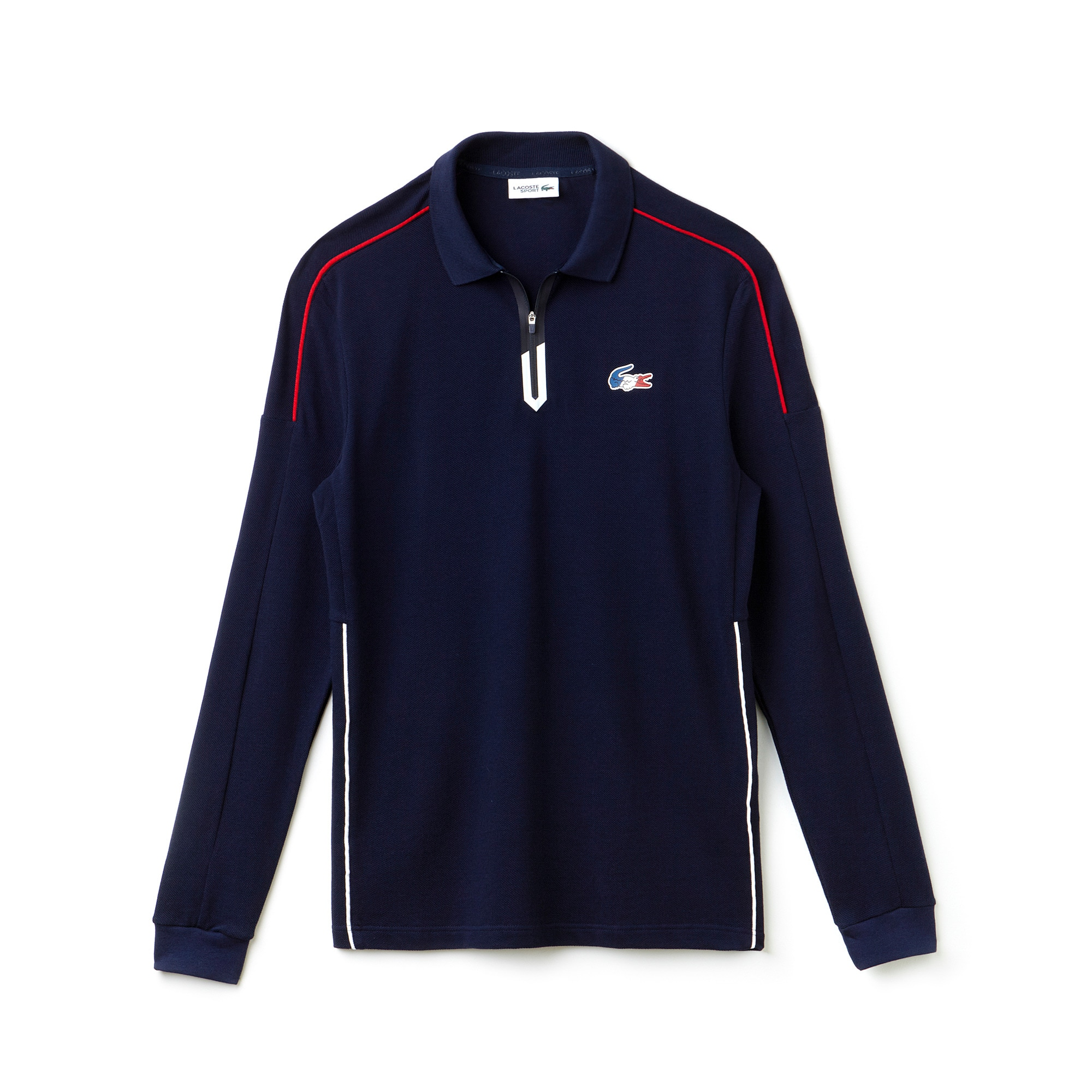 Men's French Sporting Spirit Edition Thick Piqué Polo