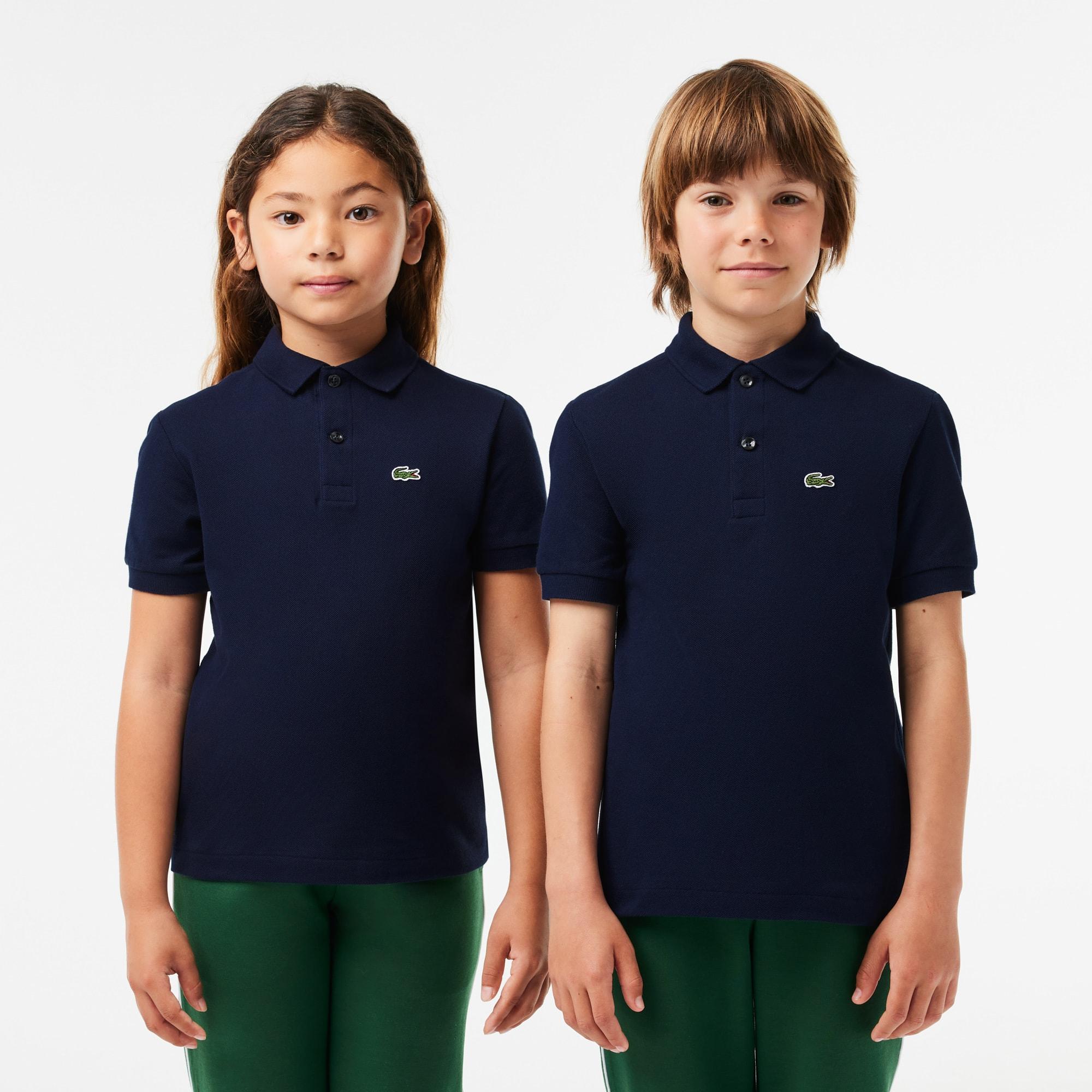 Petit Piqué Polo Shirt
