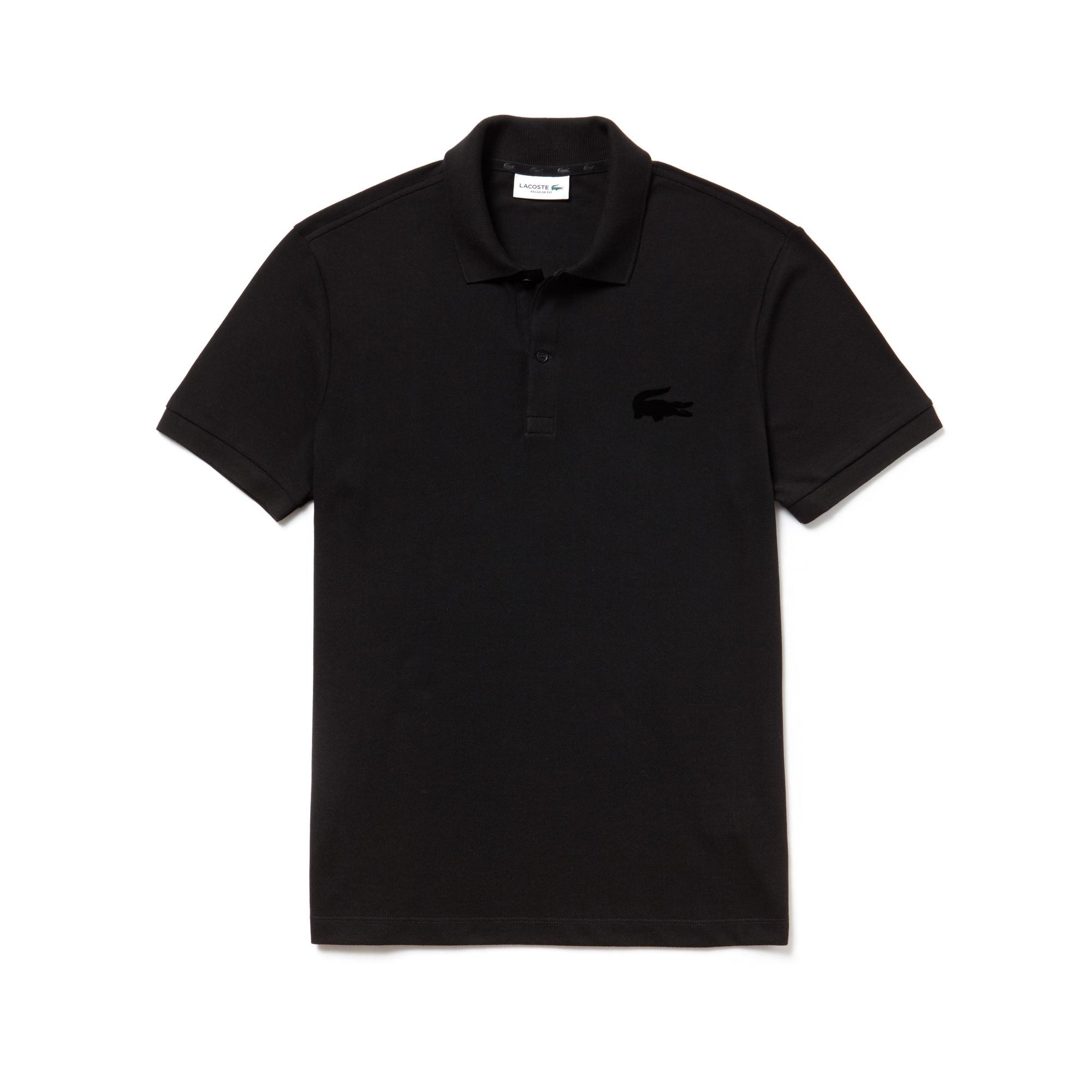 Men's Regular Fit Cotton Petit Piqué Polo