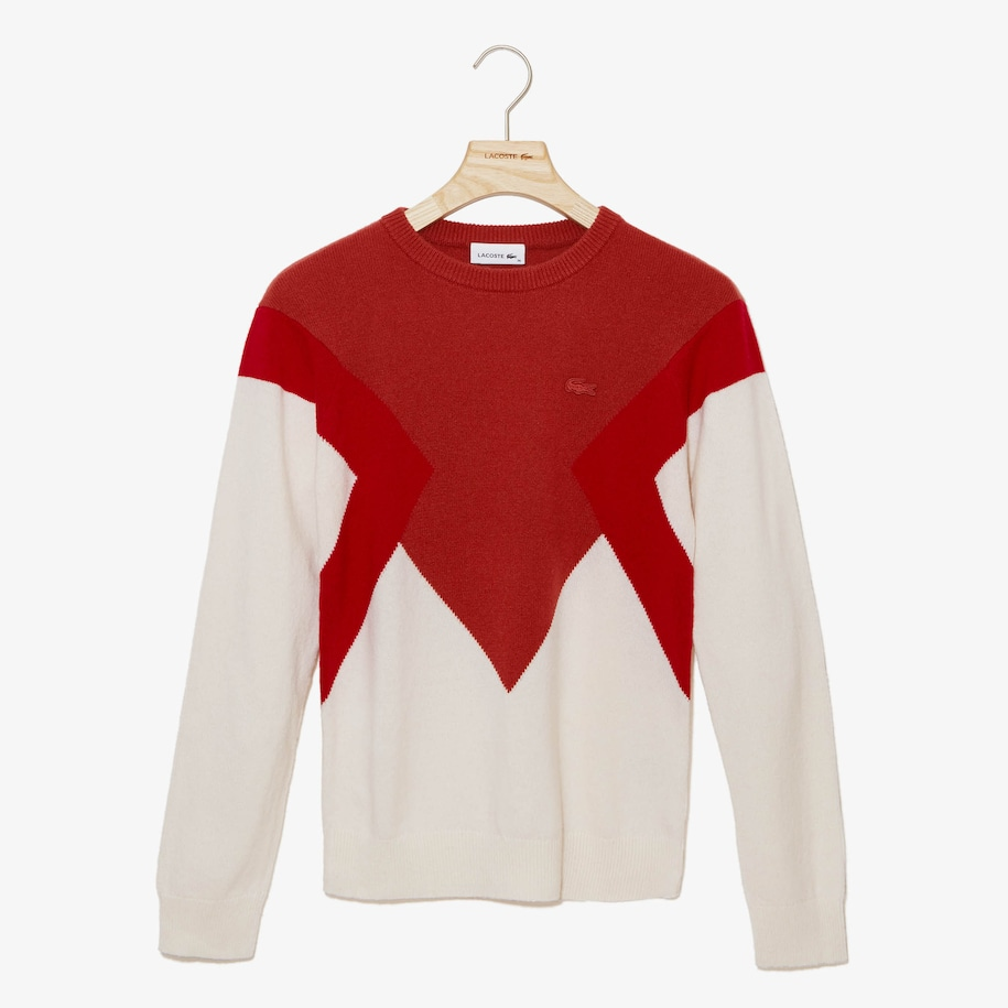 Women's Multi Color Design Sweater
