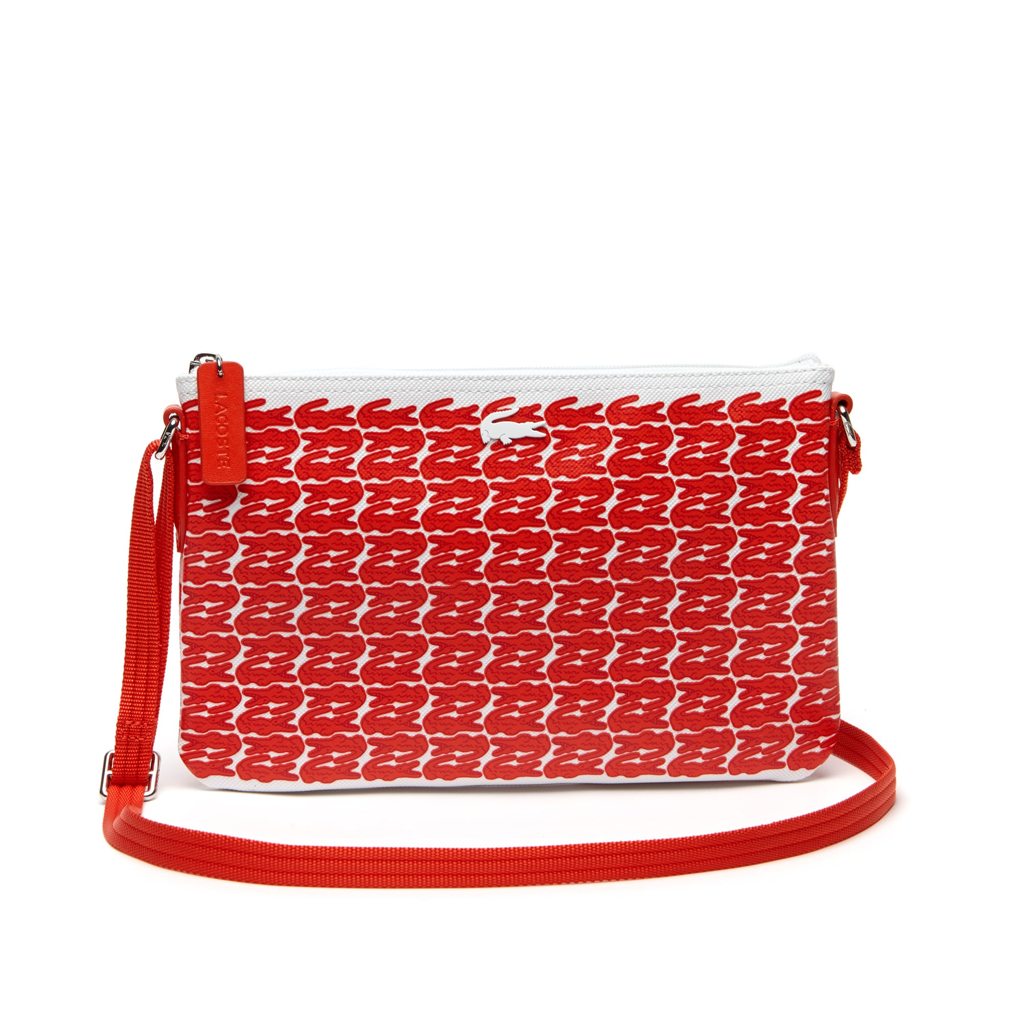 Women's L.12.12 CONCEPT Croc Zip Crossover Bag