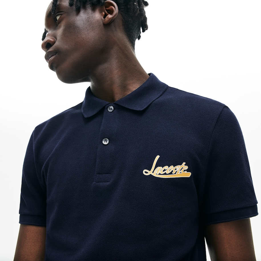 Men's Signature Cotton Polo