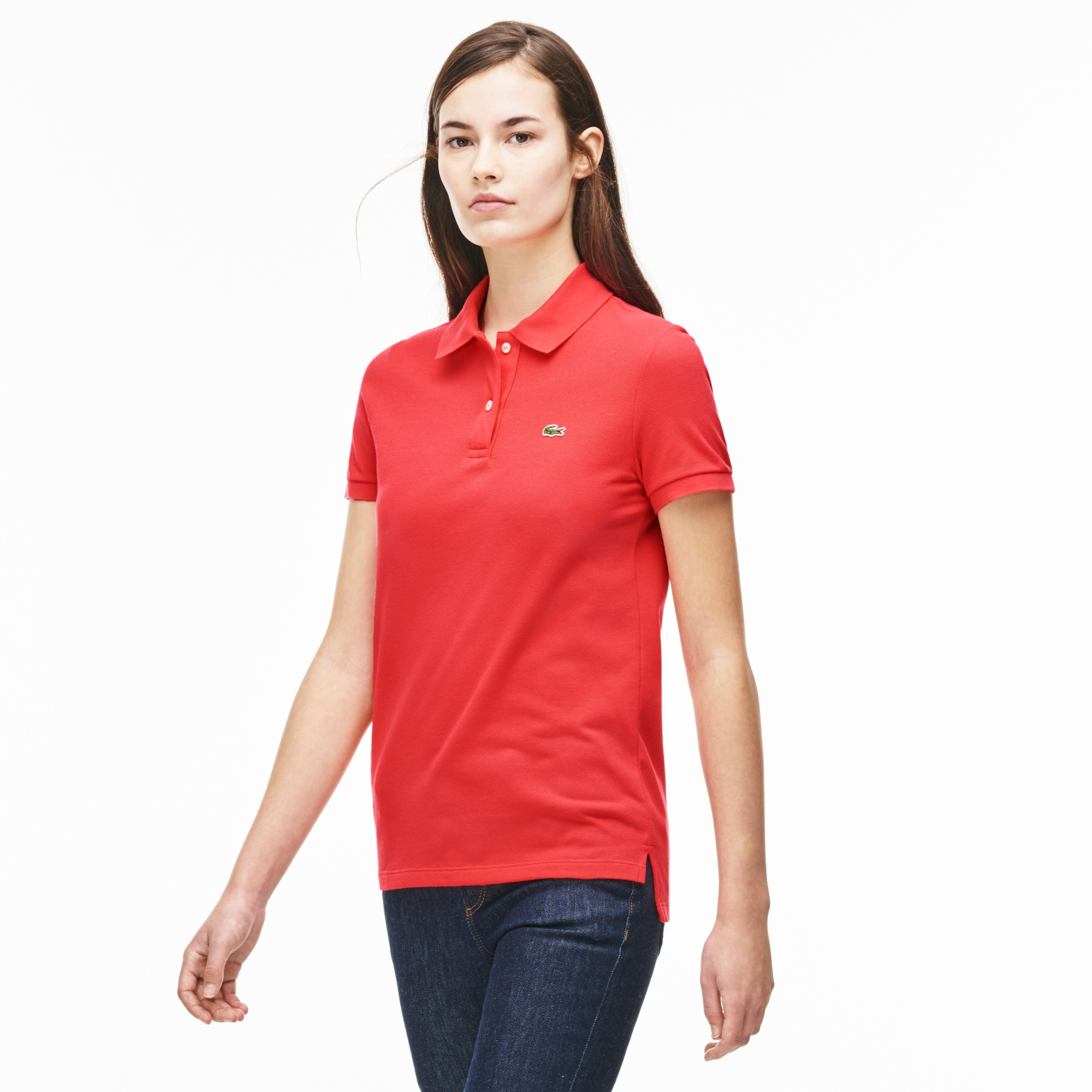 Women's Classic Fit Piqué Polo Shirt