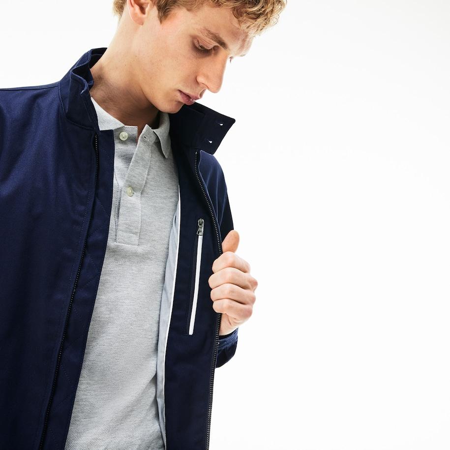 Men's Cotton Twill Jacket