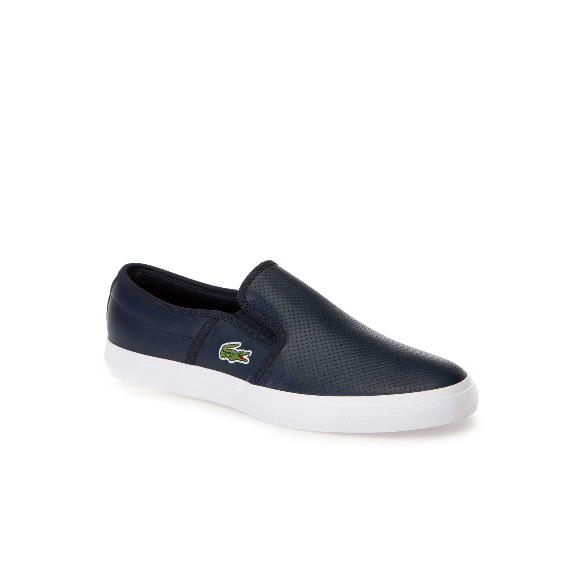 Men's Gazon Nappa Leather Slip-Ons