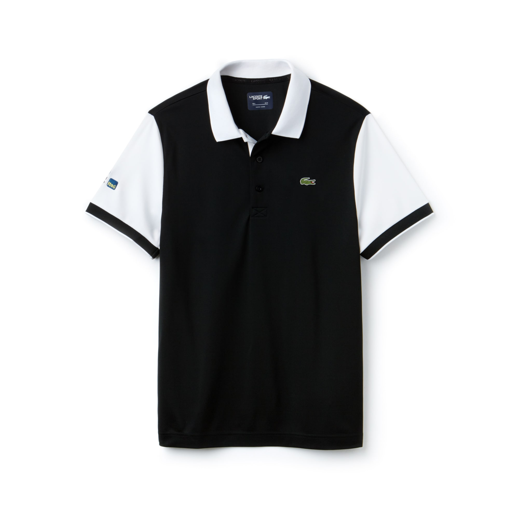 Men's SPORT Miami Open Colorblock Tech Piqué Tennis Polo