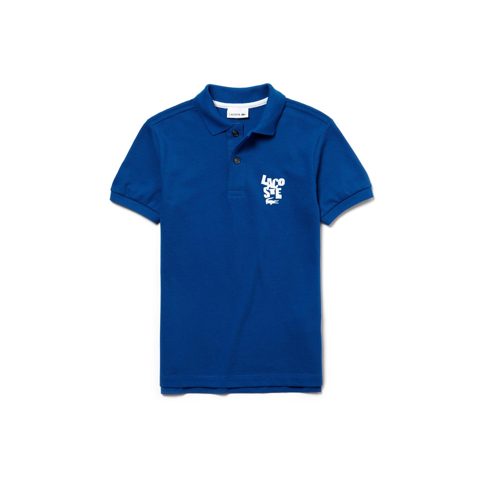 Petit Piqué Polo Shirt · (35 colors). $45.00. Boys\u0027 Lettering Cotton Petit  Piqué ...
