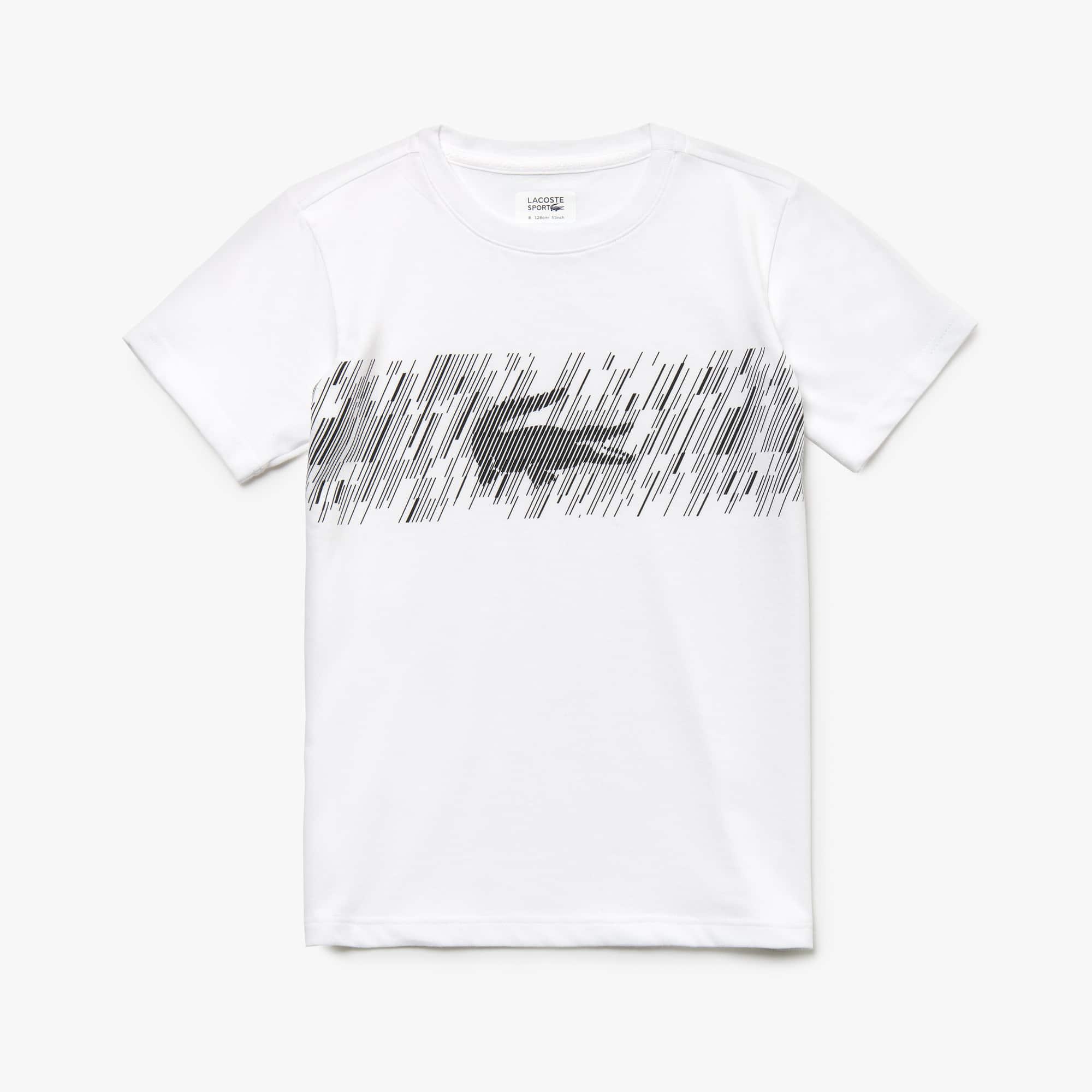 Boys' SPORT Crew Neck Jersey T-shirt