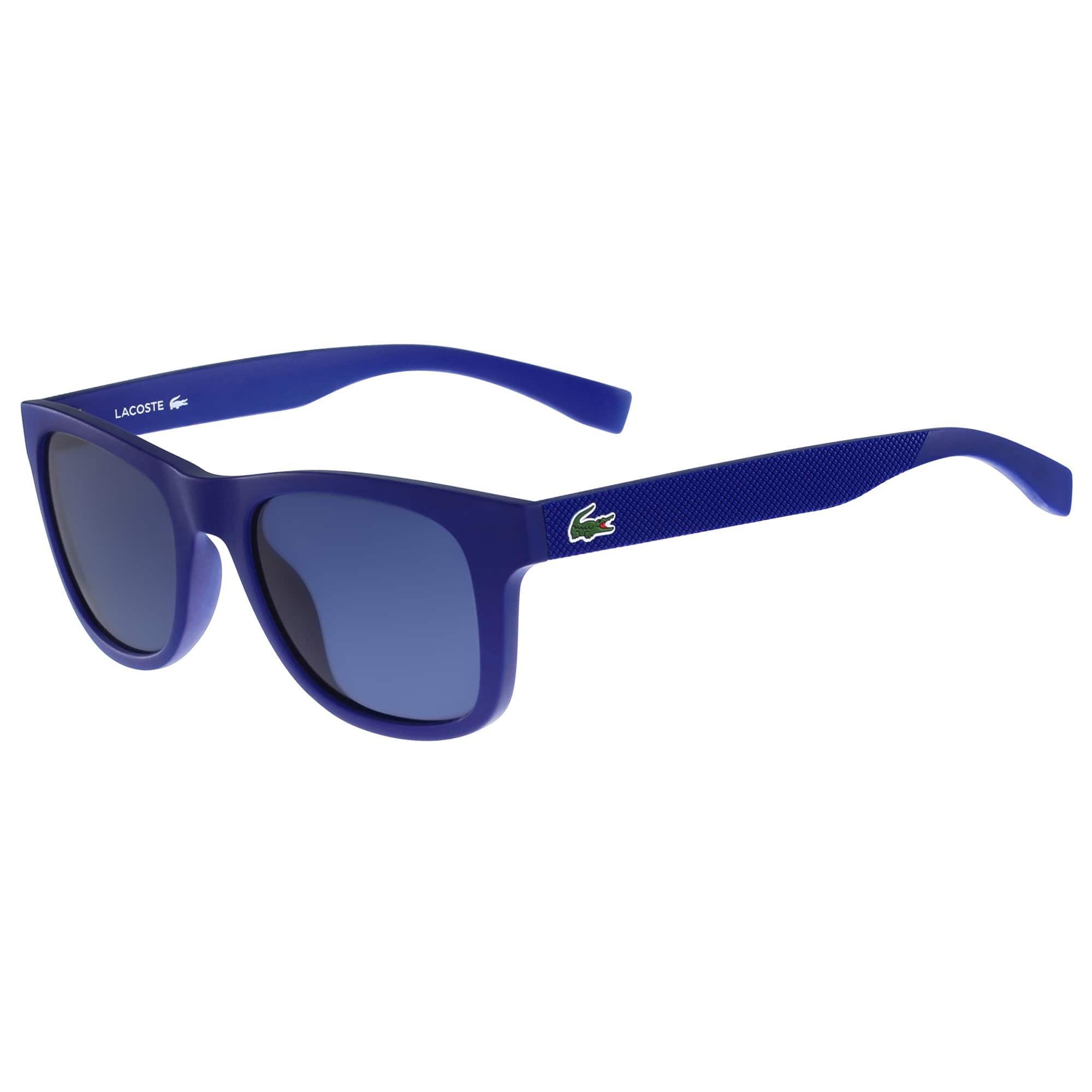 sol 56 Lacoste L169s Wayfarer metal Gafas de 424 estilo azul en mate q5UHxvw