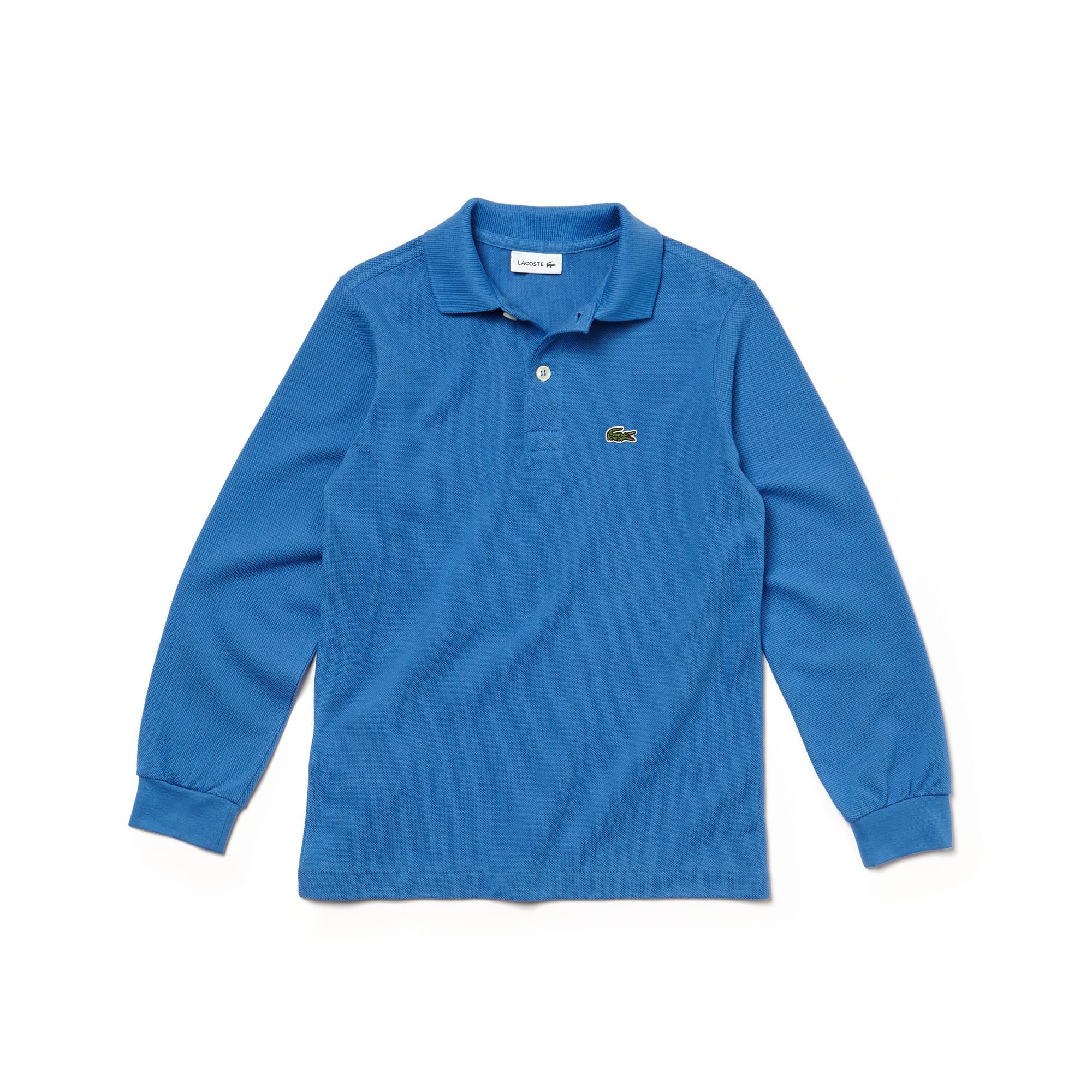 Boys' Petit Piqué Polo