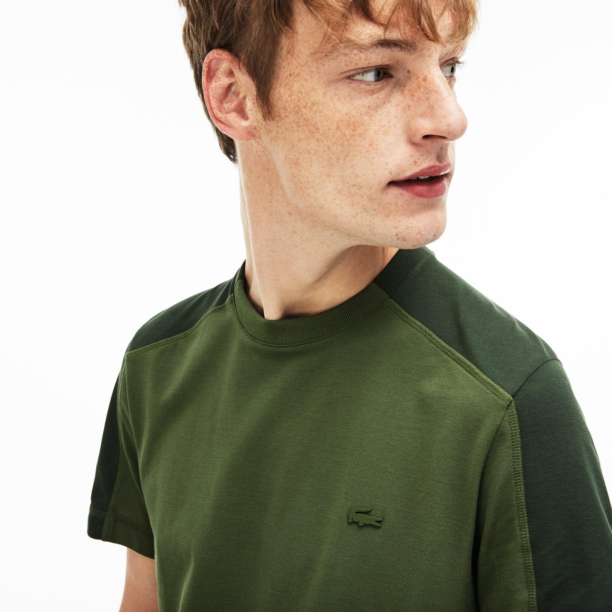 Men's Lacoste Motion Ultra Light Cotton T-shirt