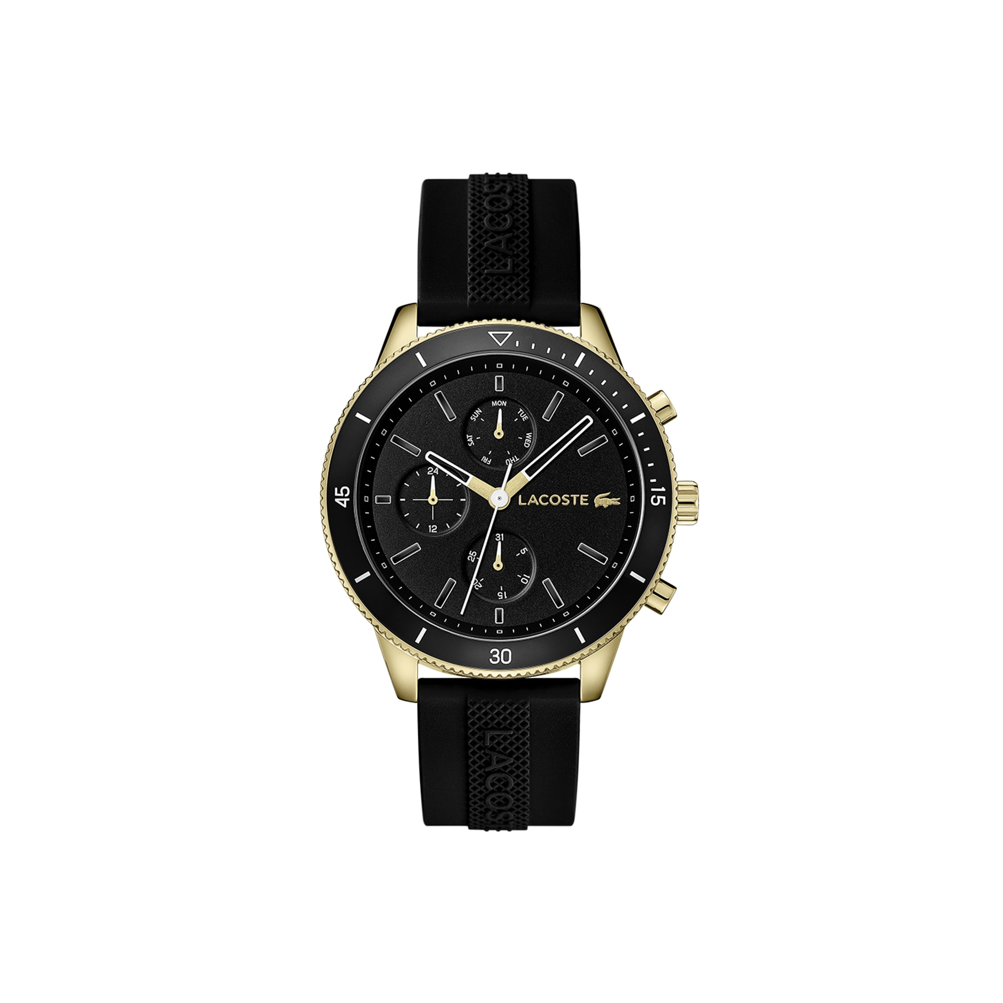 Men's Key West Watch With Black Band