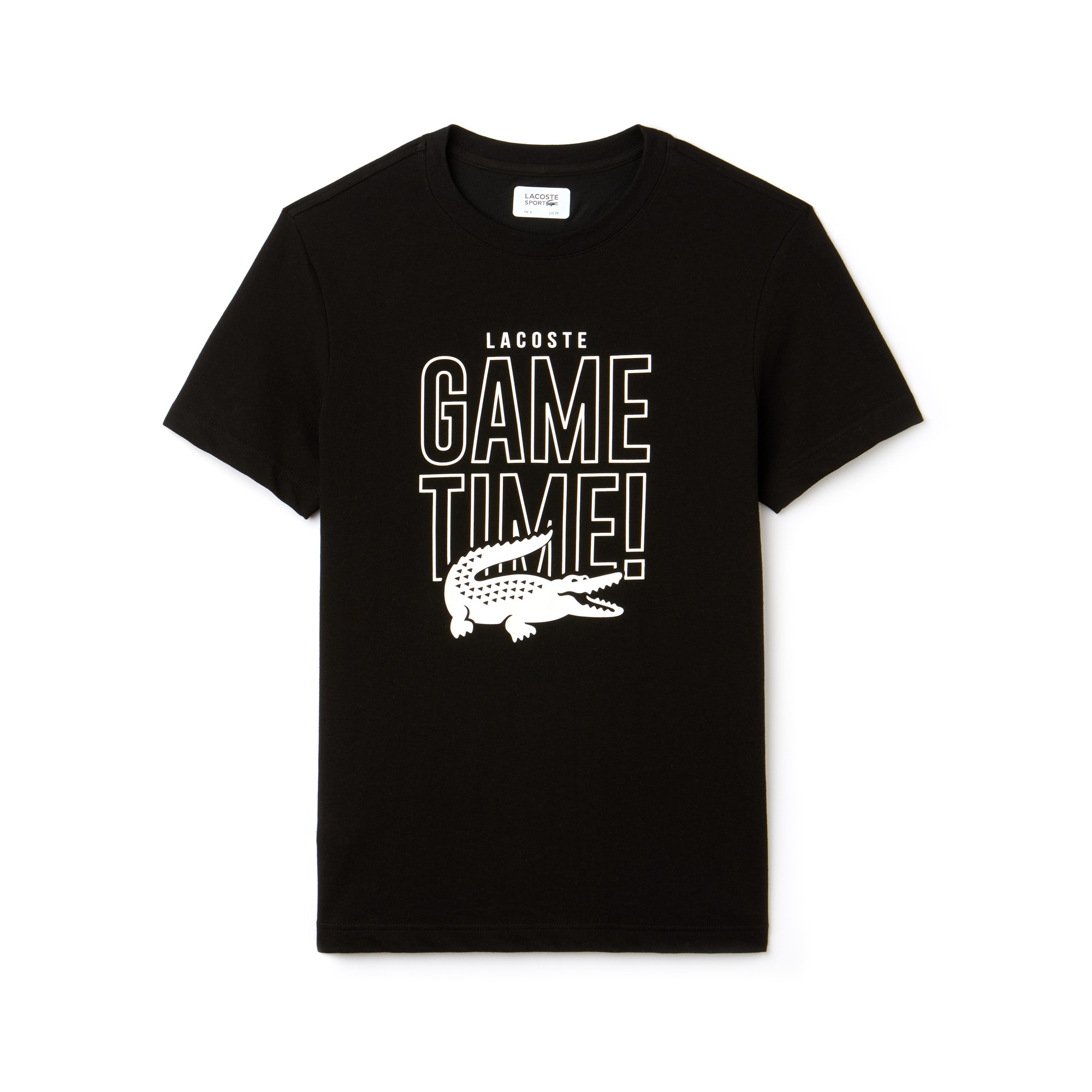 Men's SPORT Game Time Crew Neck Tennis T-Shirt