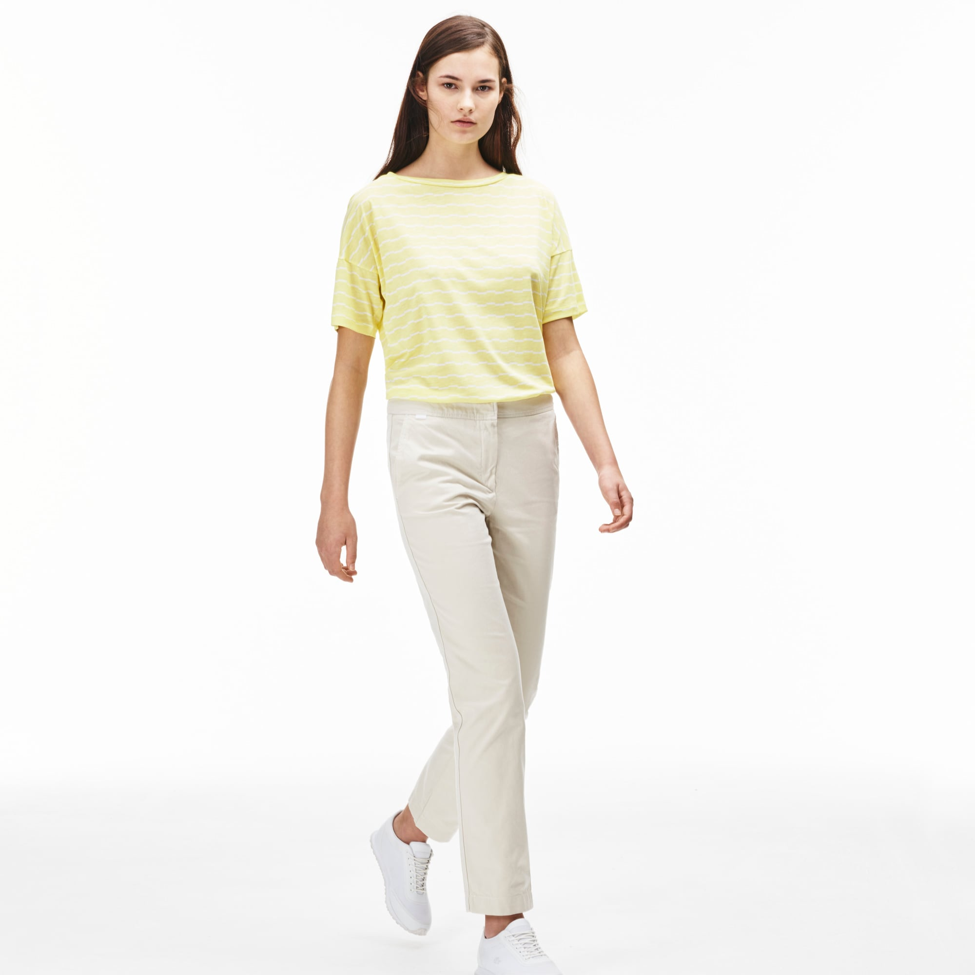 Women's Gabardine Chino Pants