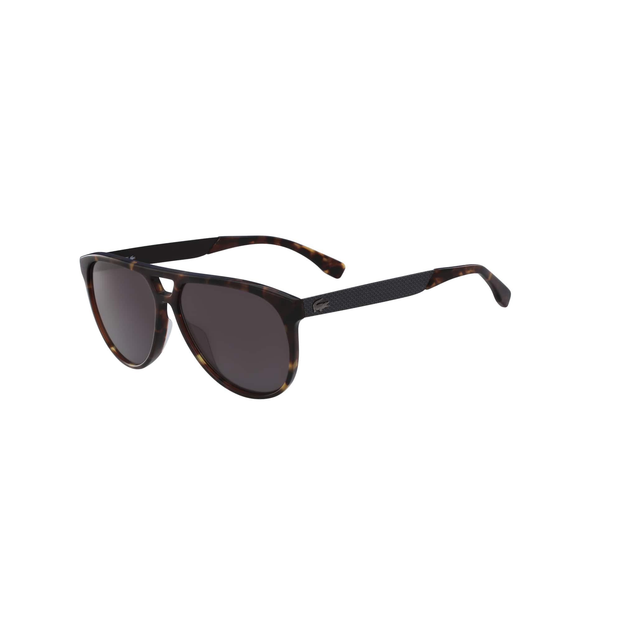 c62f134ebba Men s Plastic Pilot Shape Sunglasses
