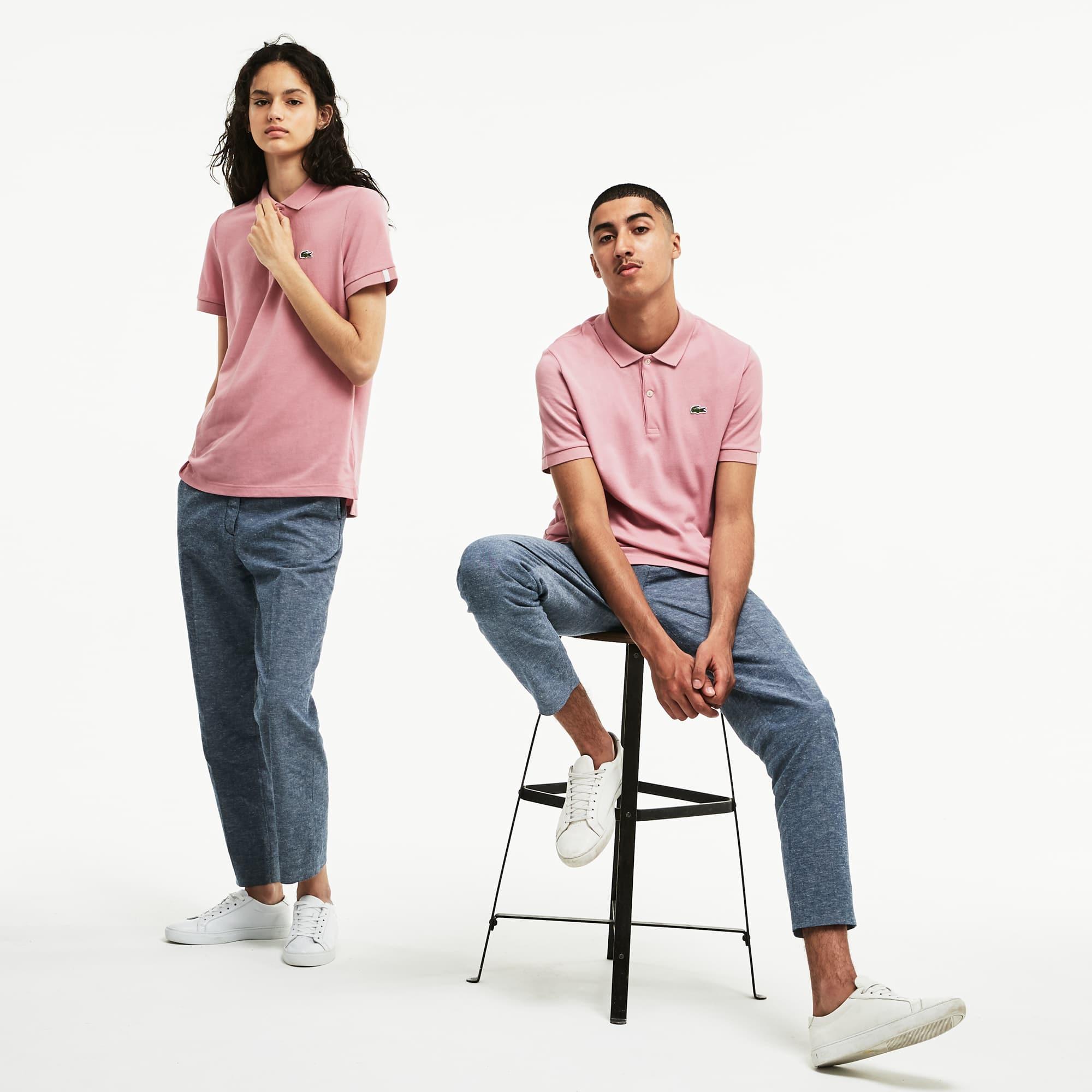 Unisex LIVE Ultra Slim Fit Petit Piqué Polo