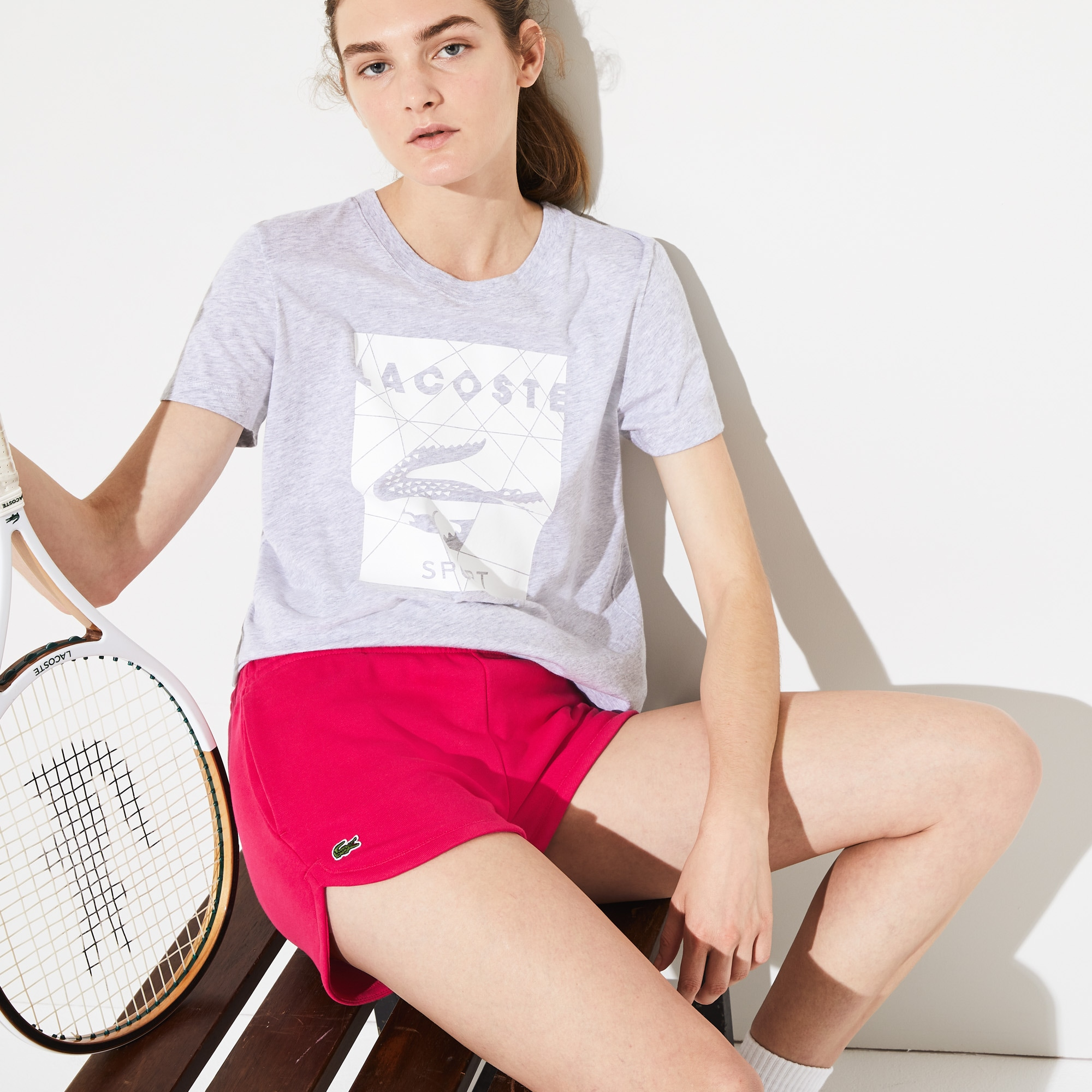 Women's SPORT French Terry Shorts