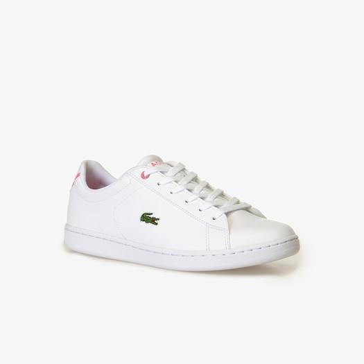라코스테 아동 운동화 Lacoste Juniors Carnaby Evo Synthetic Sneakers