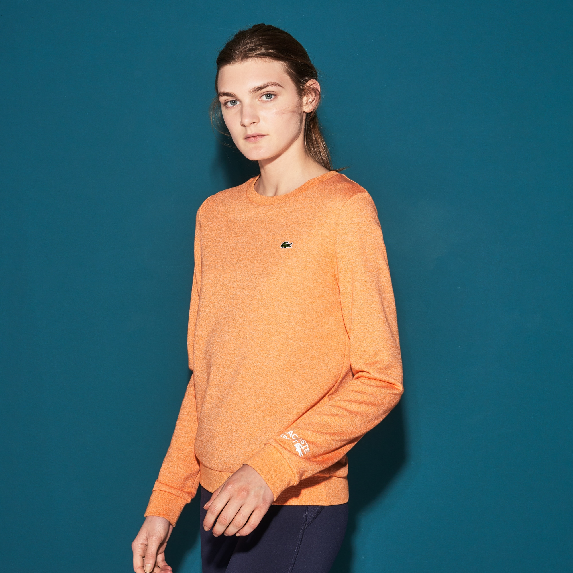 Women's SPORT Tennis Cotton Fleece Sweatshirt