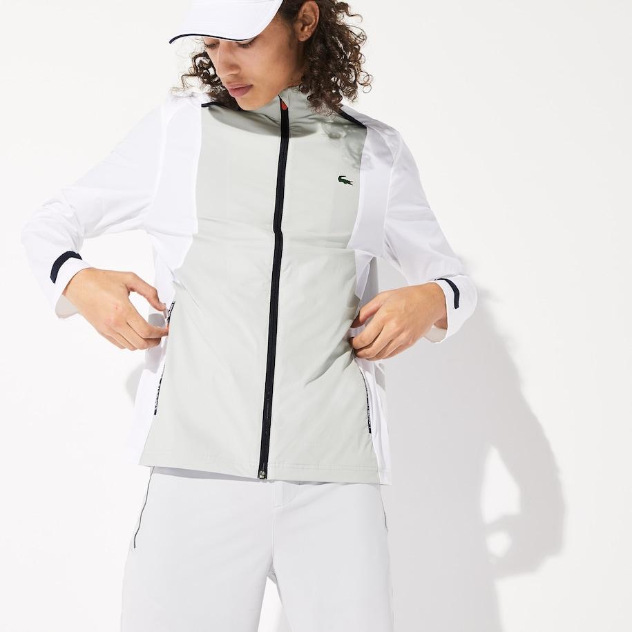 Men's SPORT Light Water-Resistant Zip Golf Jacket