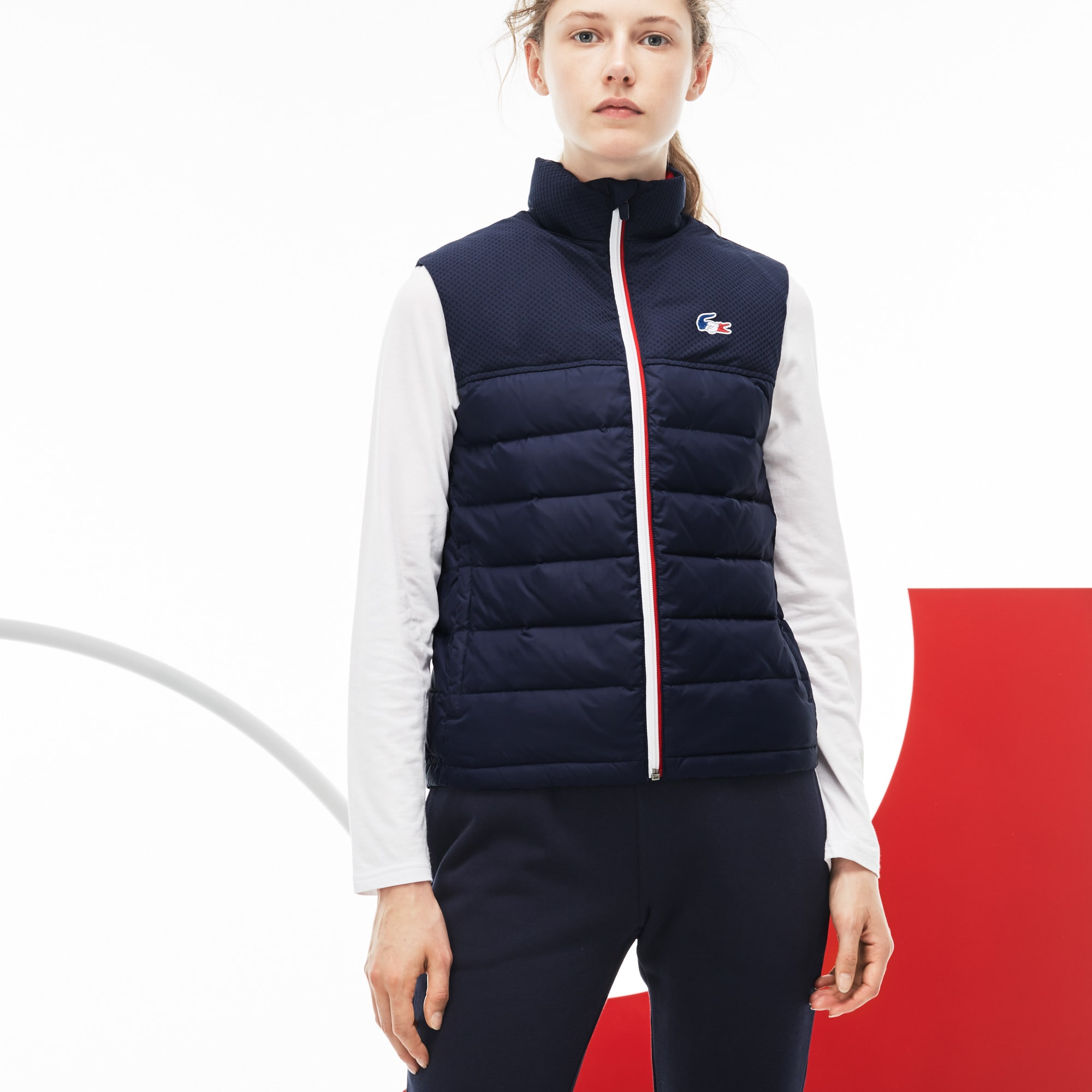 c7722b8b Jackets and Coats | Women's Outerwear | LACOSTE