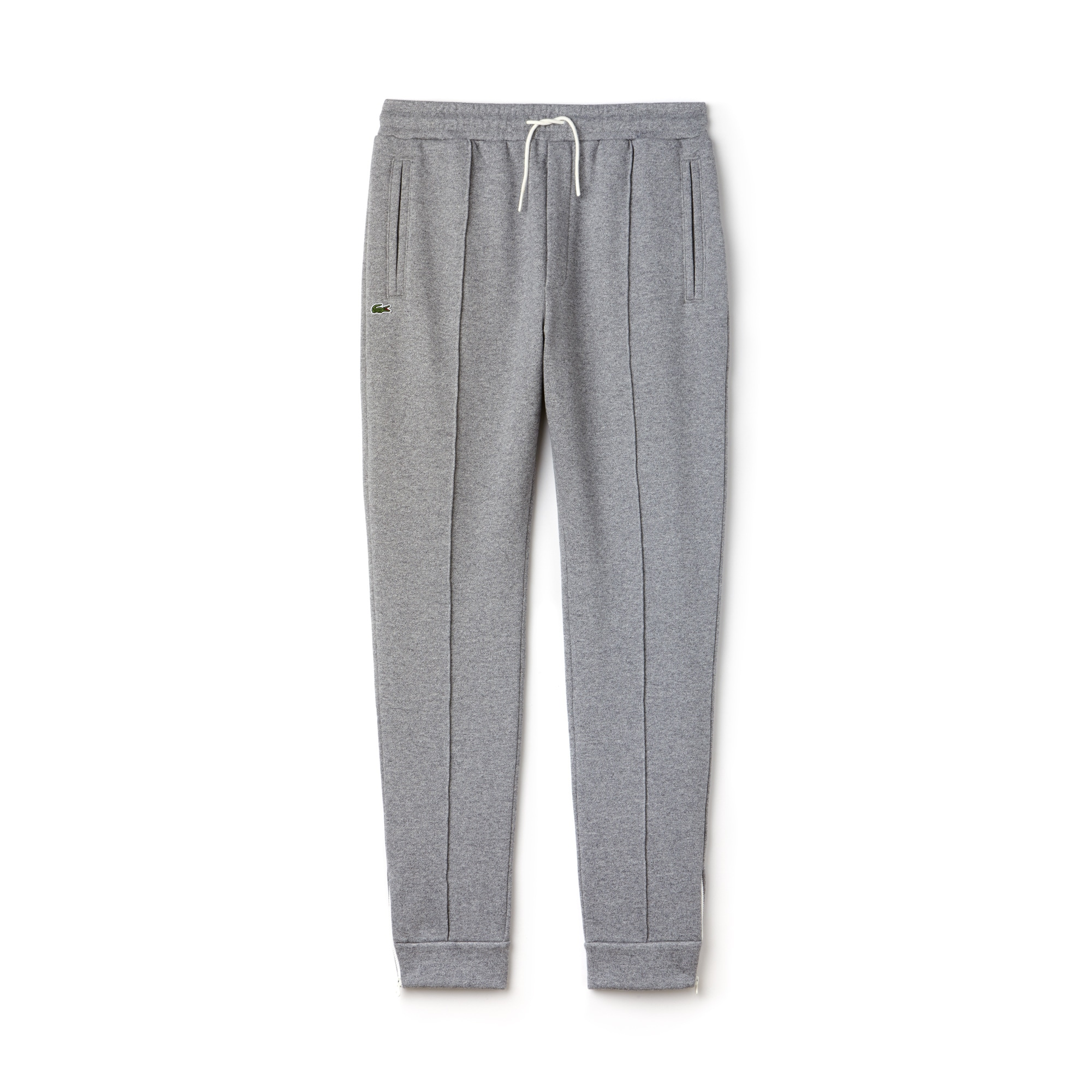 Men's LIVE Pleated Brushed Fleece Chino Pants