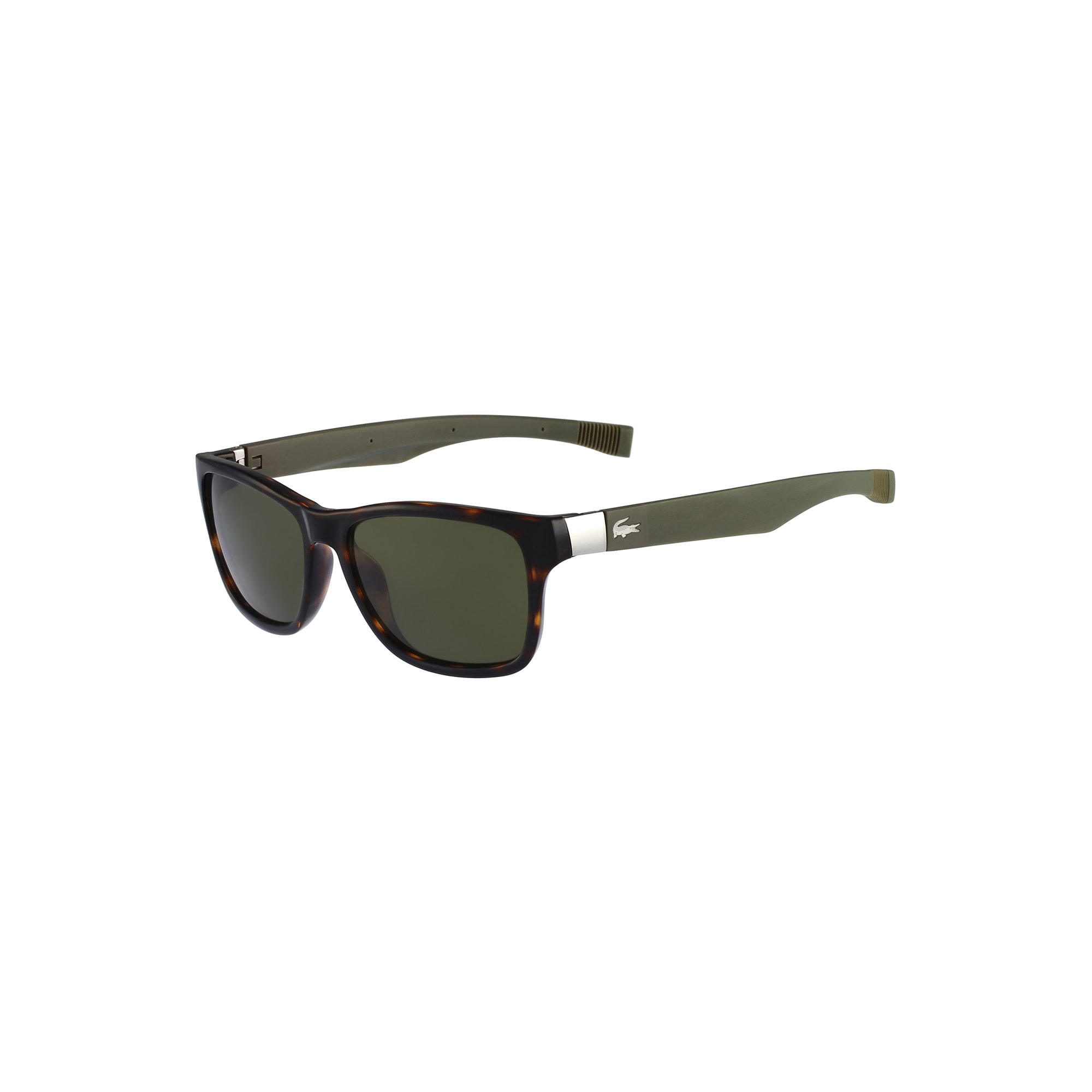 Unisex Metal Temple Sunglasses