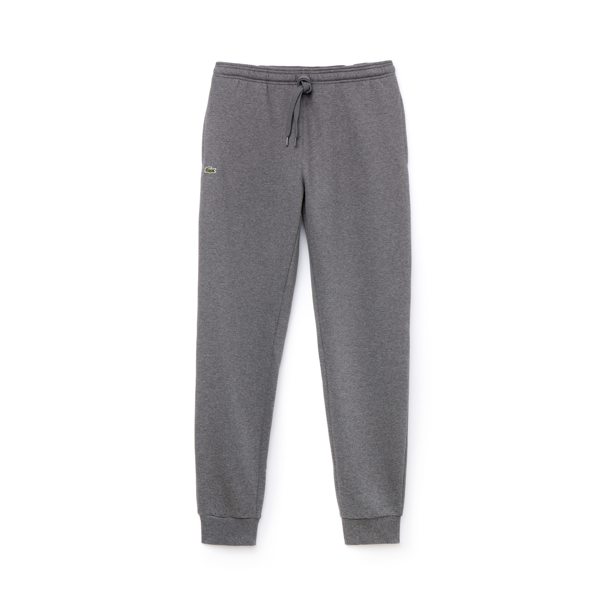 라코스테 스포츠 스웻 팬츠 Lacoste Mens SPORT Cotton Fleece Tennis Sweatpants,pitch grey