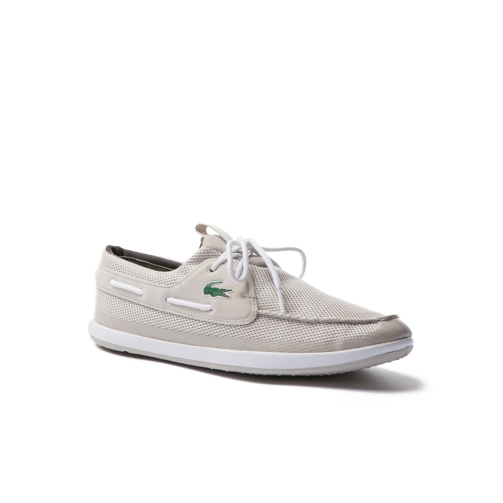 Men's Landsailing Textile Boat Shoes