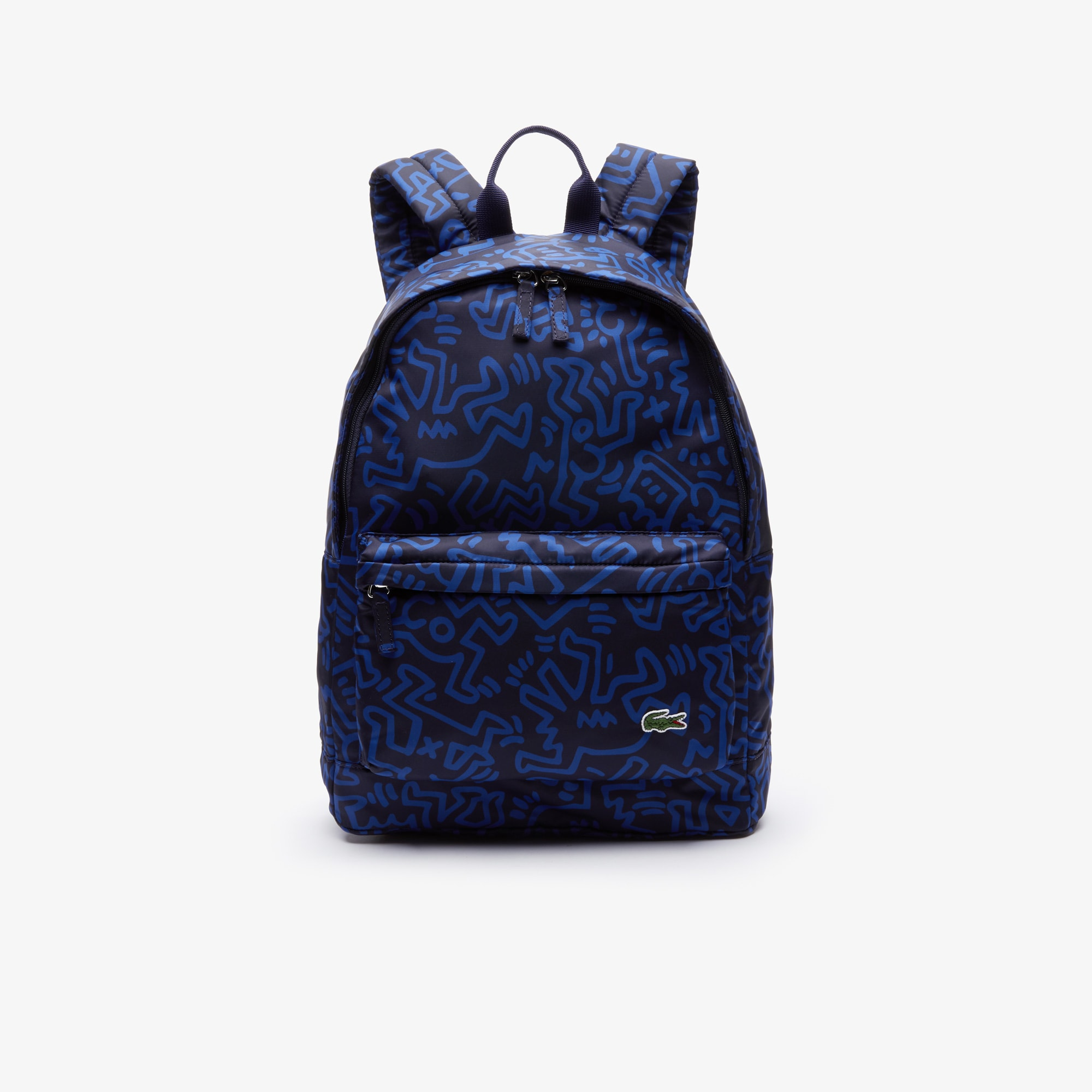 26ca8ac9c08 Keith Haring Canvas Backpack | LACOSTE