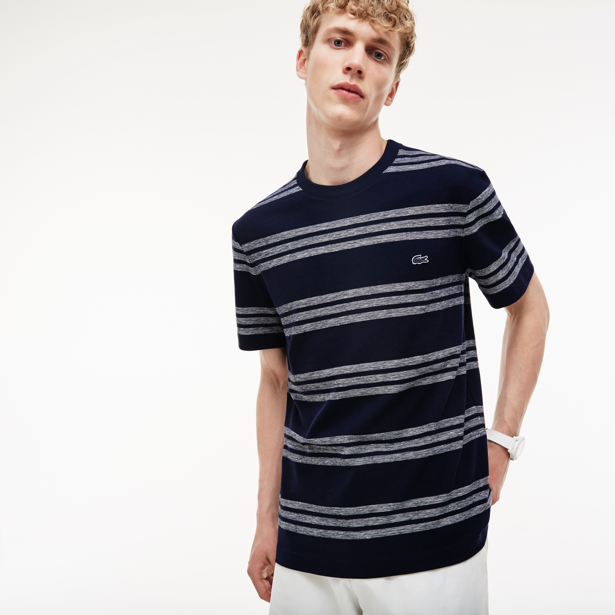 mens tshirts on sale lacoste