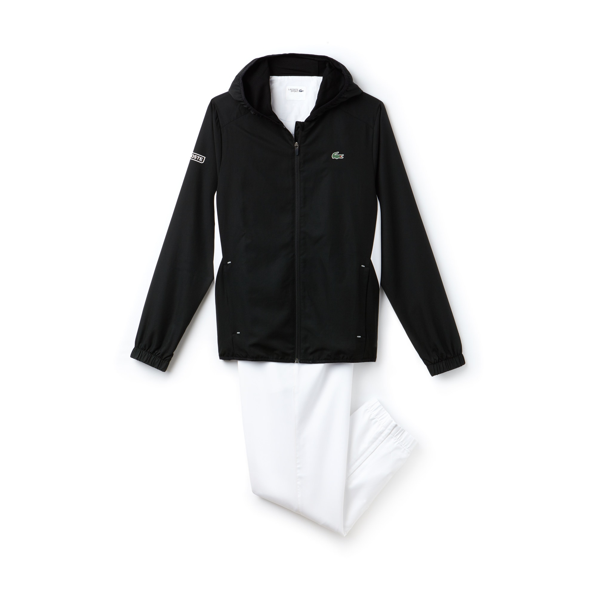 Men's SPORT Colorblock Taffeta Tennis Tracksuit