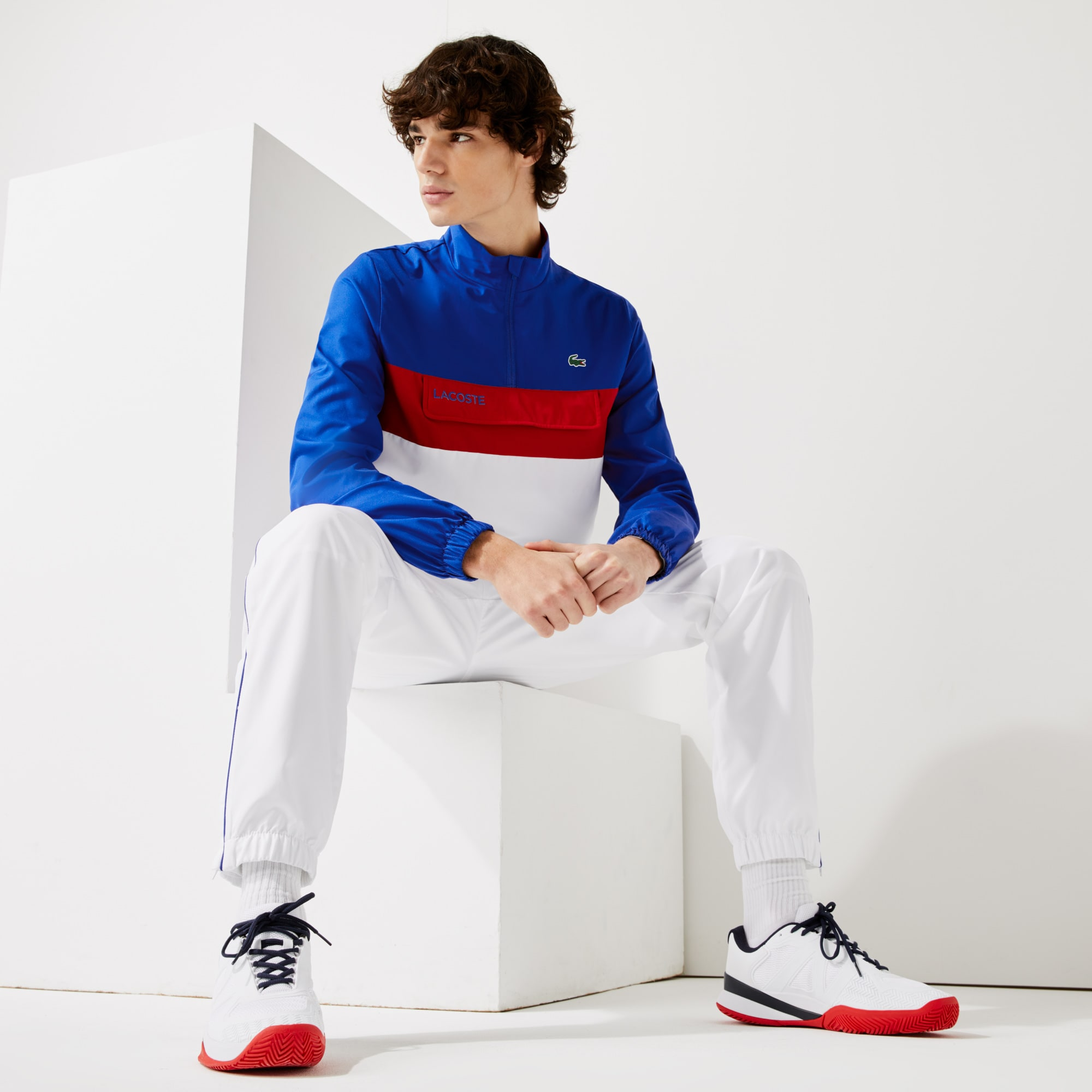 라코스테 Lacoste Men's SPORT Packable Tracksuit