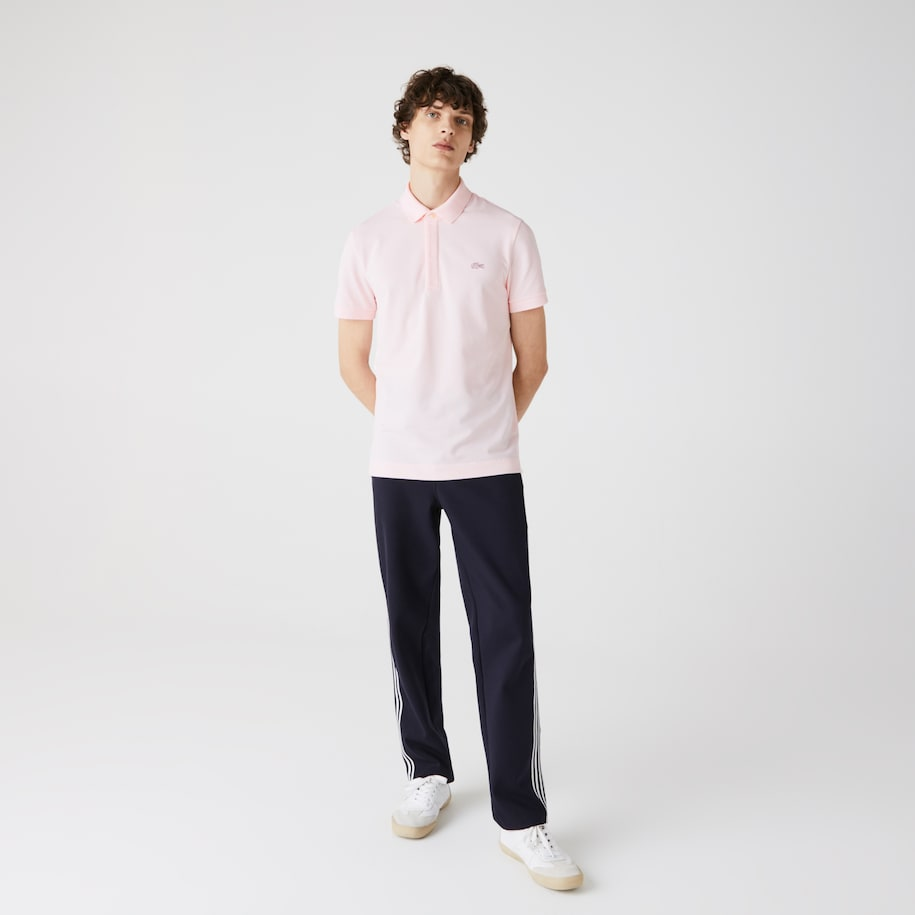 Men's Regular Fit Stretch Cotton Paris Polo