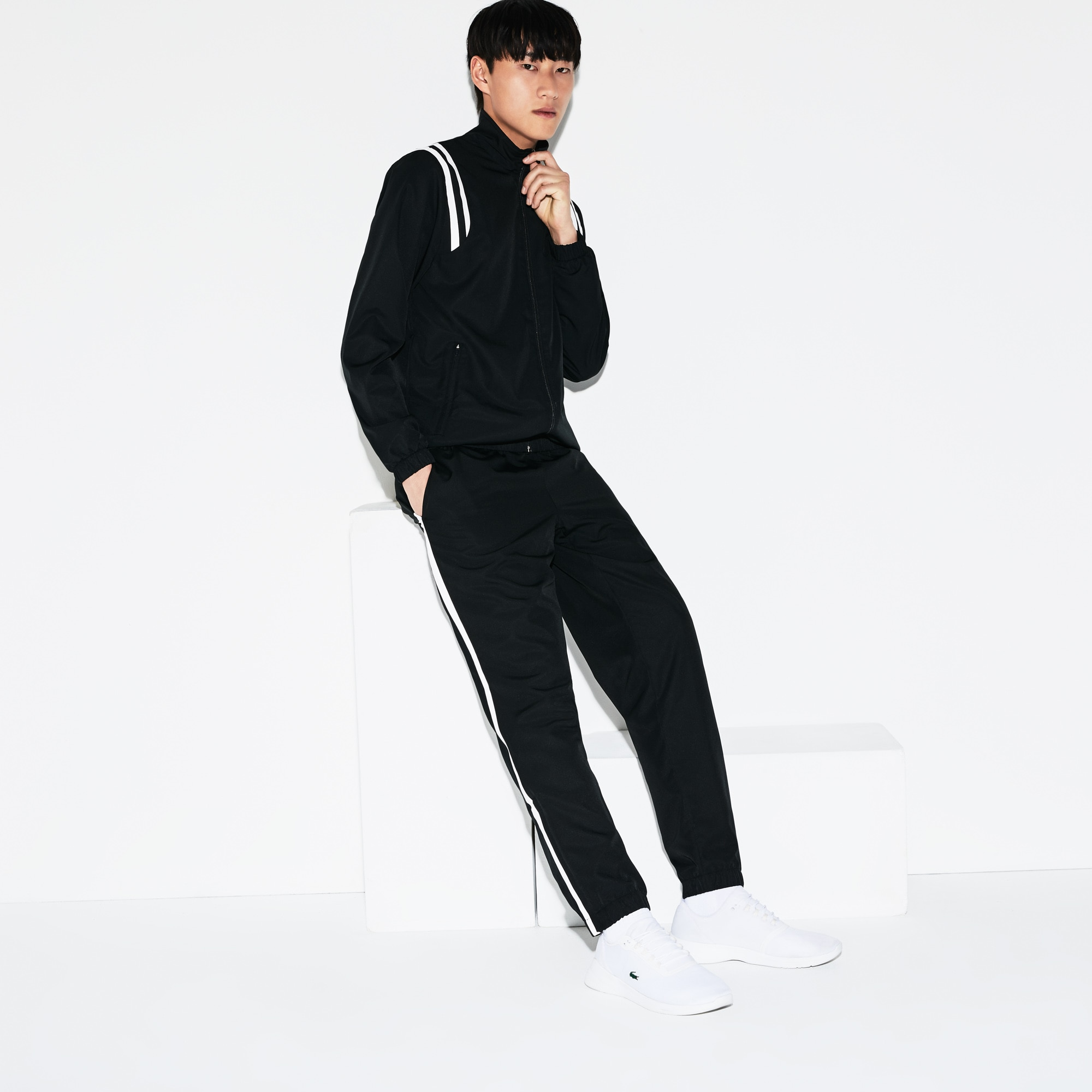 Men's SPORT Tech Stretch Trackpants - Novak Djokovic Supporter Collection