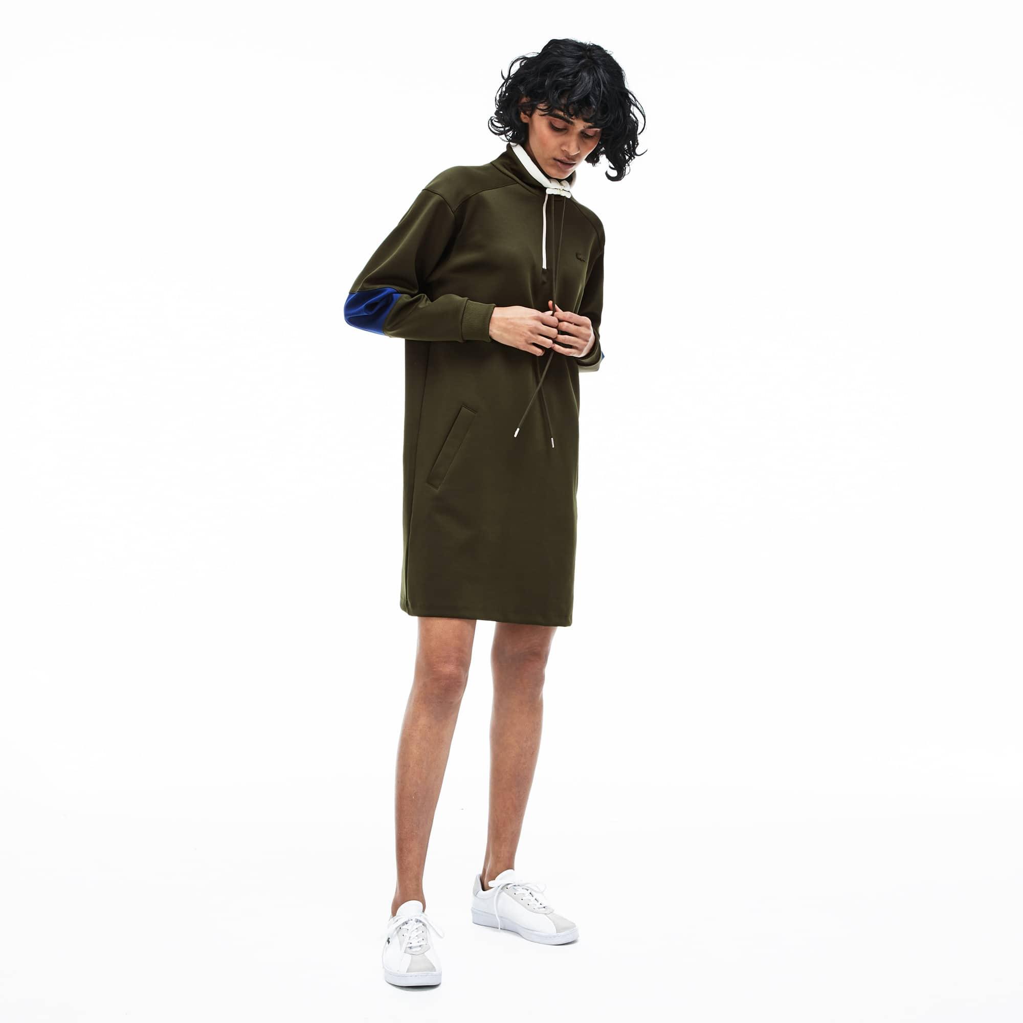 Women's Neoprene Sweatshirt Dress