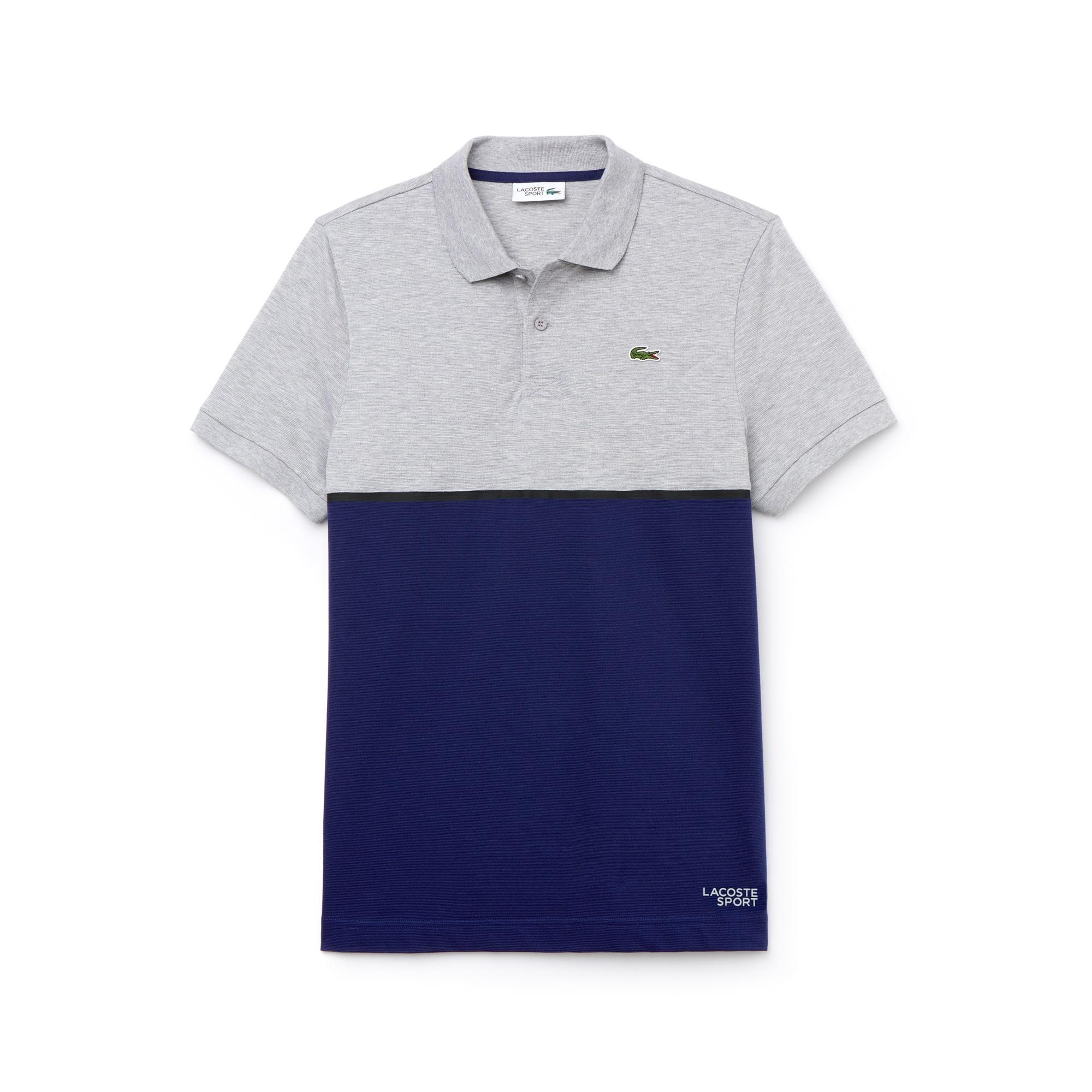 Men's SPORT Ultra-Light Cotton Tennis Polo