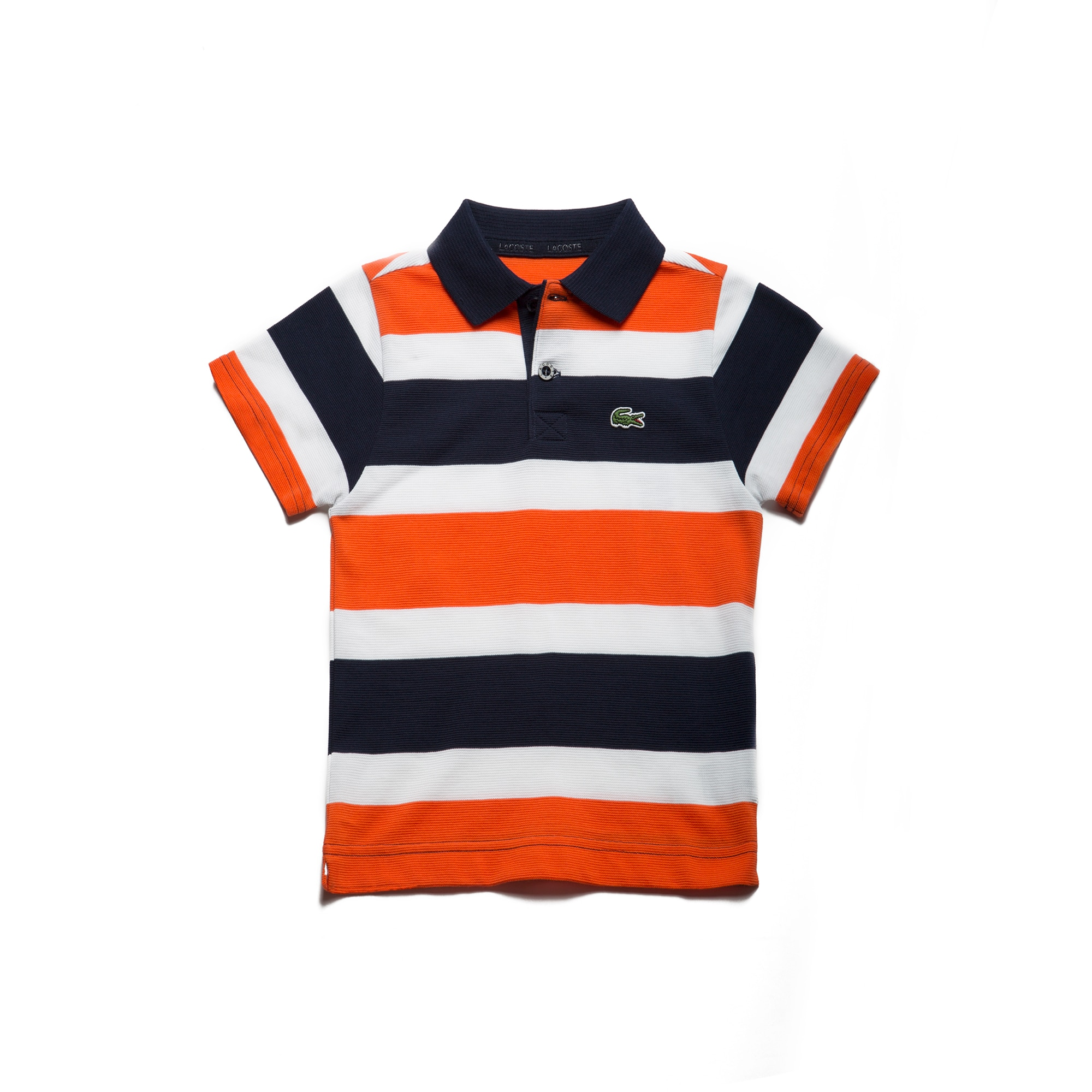 Boys'  SPORT Tennis Ultra-Light Striped Knit Polo