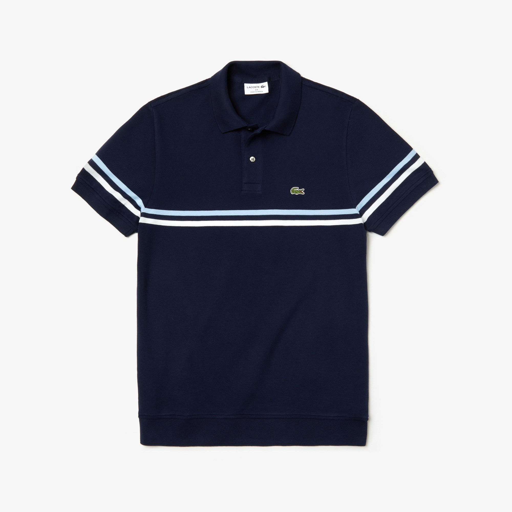 Men's Made In France Piqué Polo