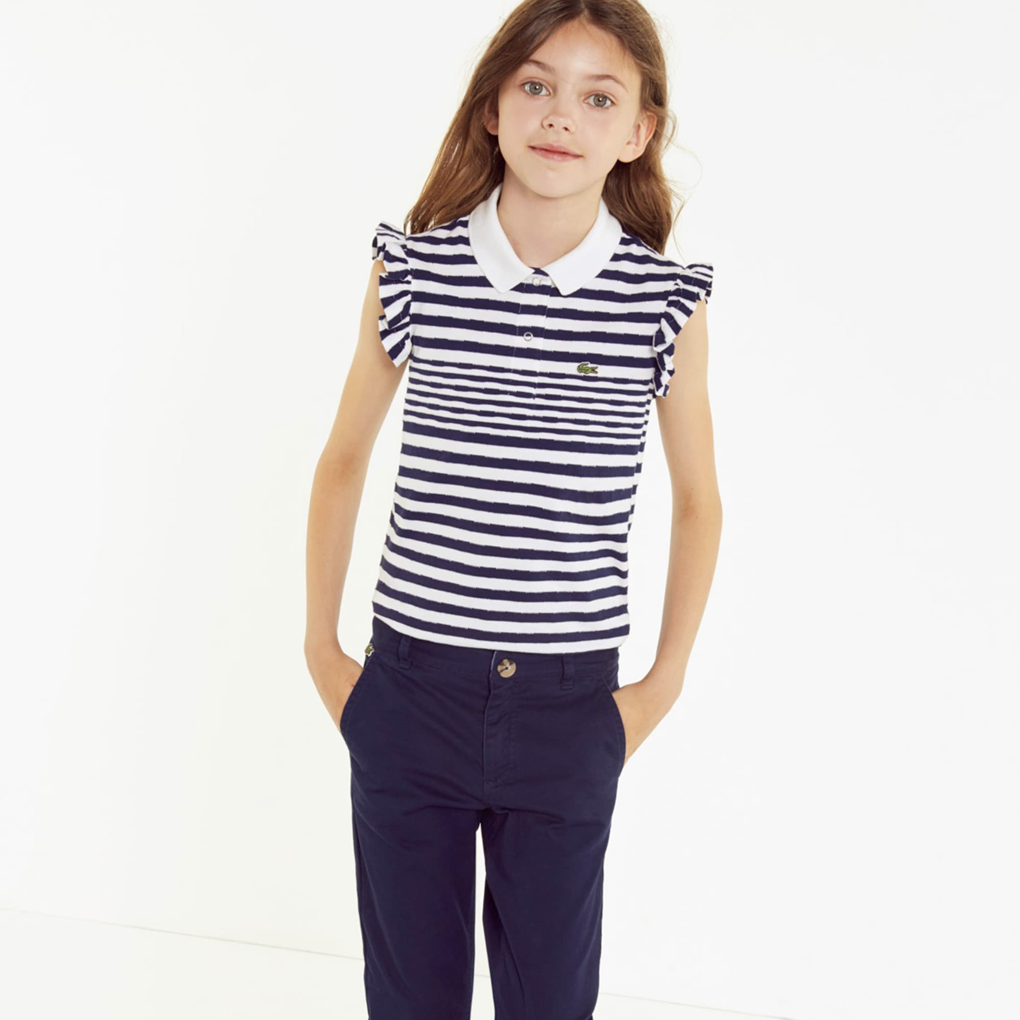 640da294 Girl's Clothing | Kid's Clothing | LACOSTE