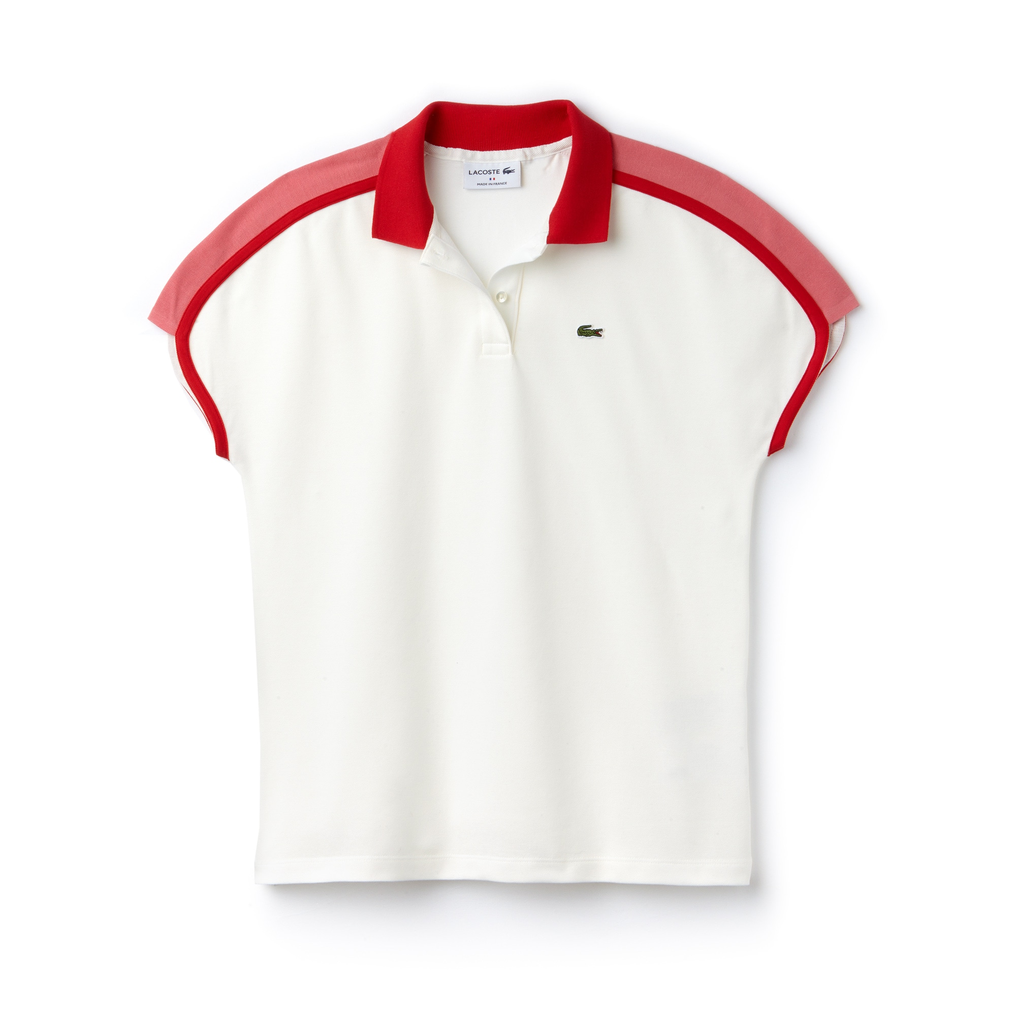 Women's Latitude Made in France Piqué Polo