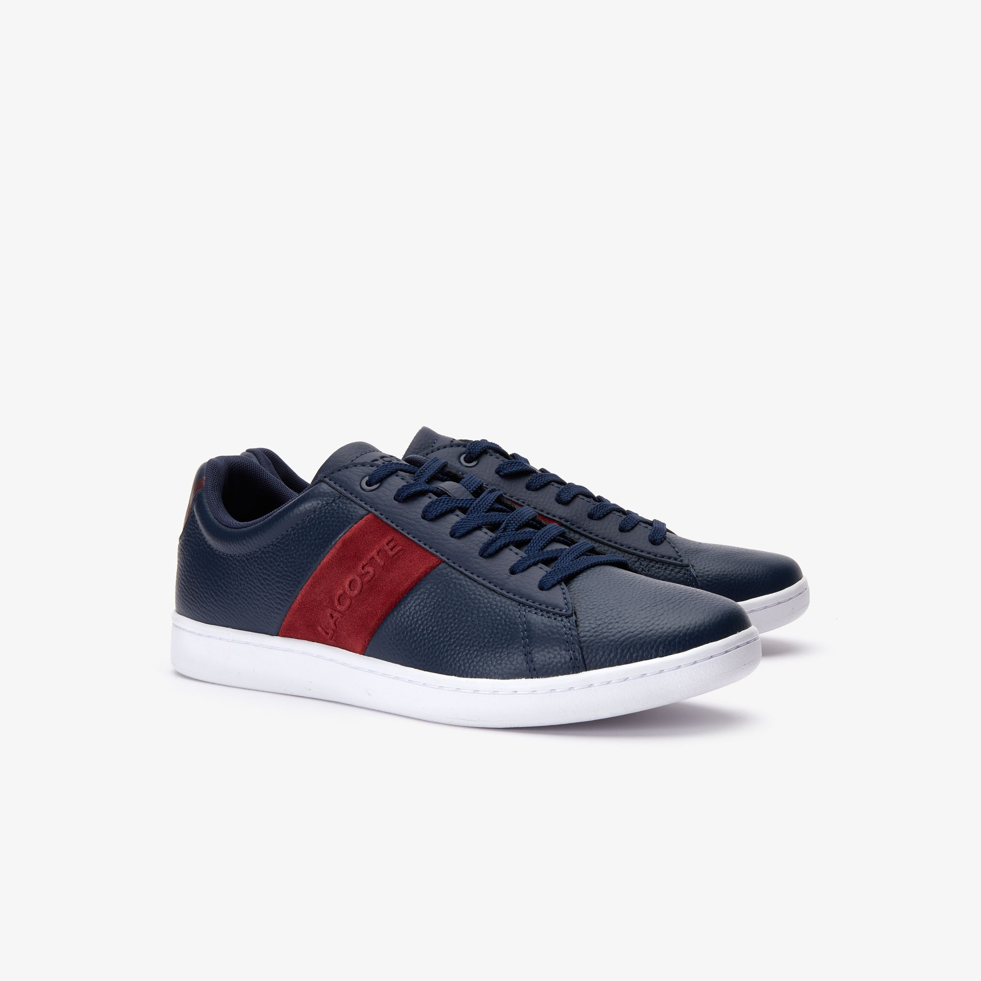 Men's Carnaby Evo Leather and Suede Sneakers