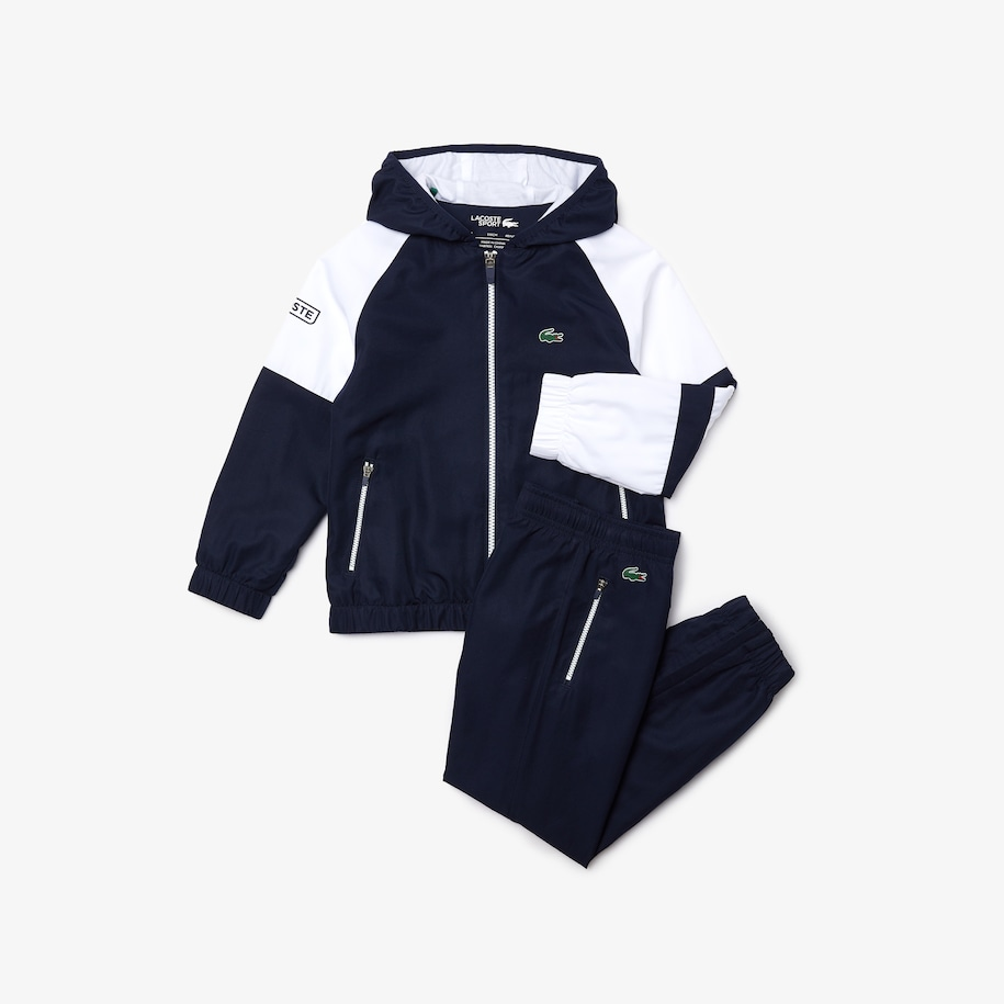 Boys' SPORT Hooded Tracksuit