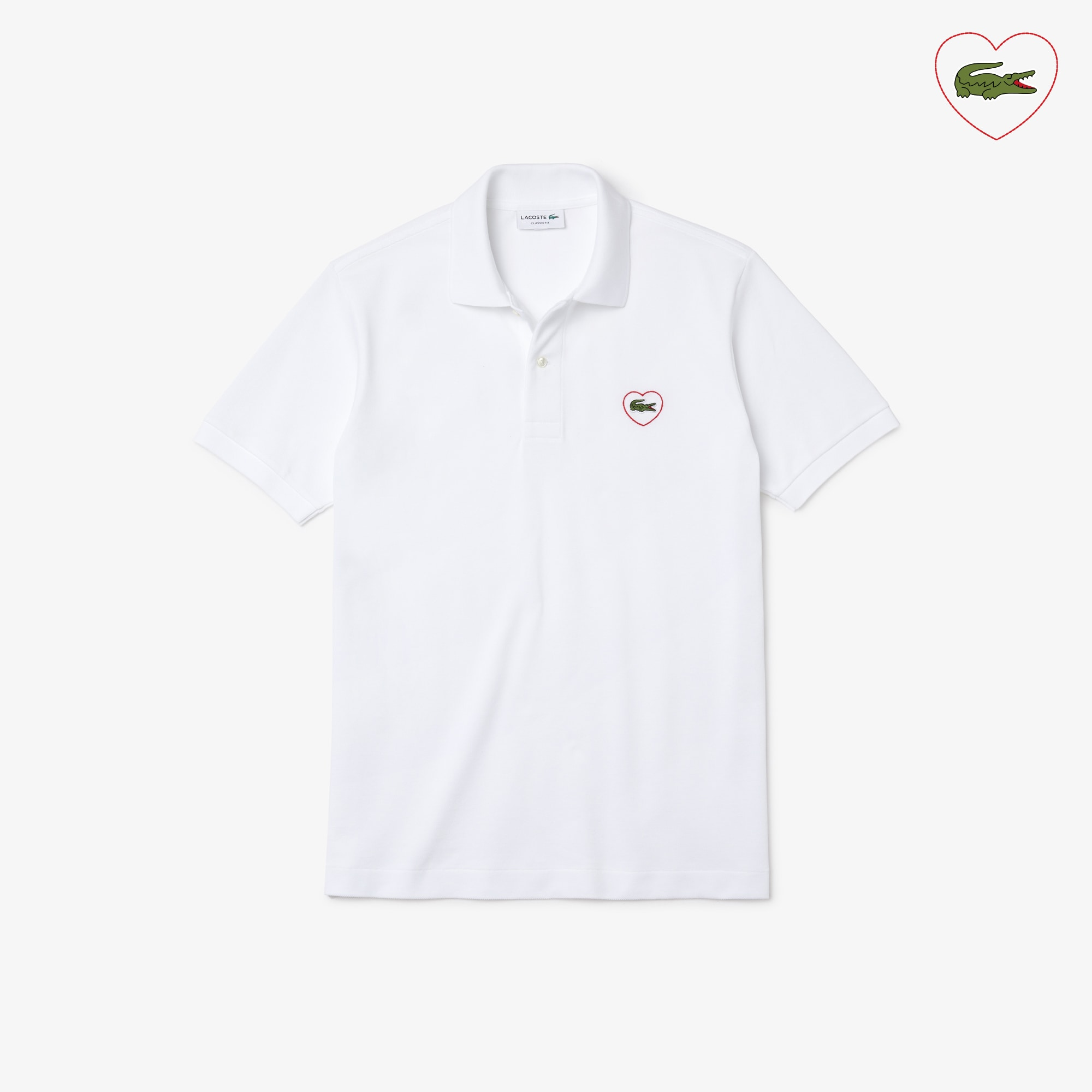 Unisex L.12.12  Polo Merci in Cotton Piqué