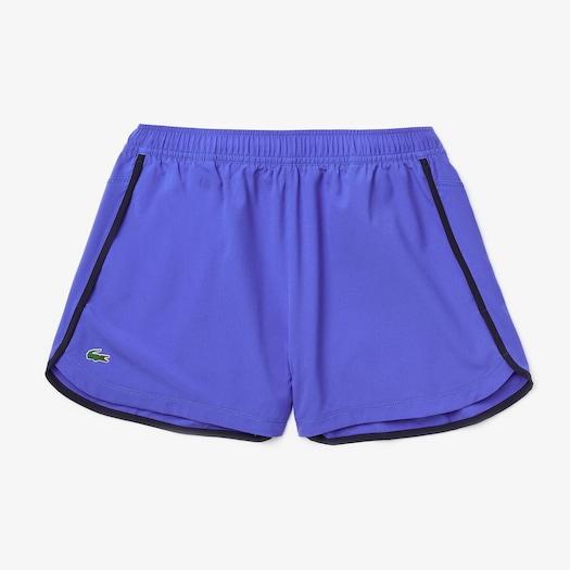 라코스테 우먼 스포츠 울트라 드라이 반바지 Lacoste Women's SPORT Ultra Dry Shorts