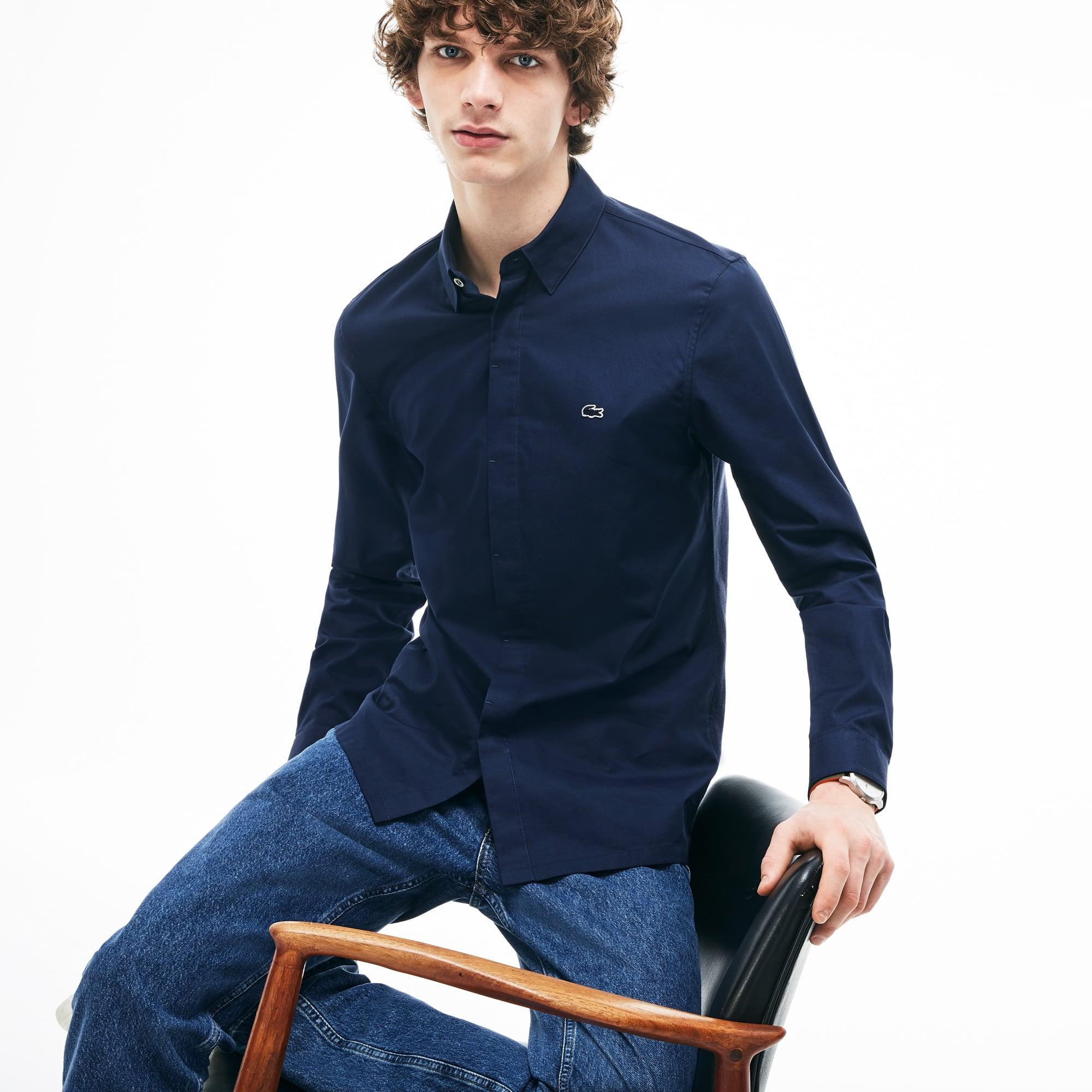 c6d44a0fb6 Chemises Homme | Mode Homme | LACOSTE