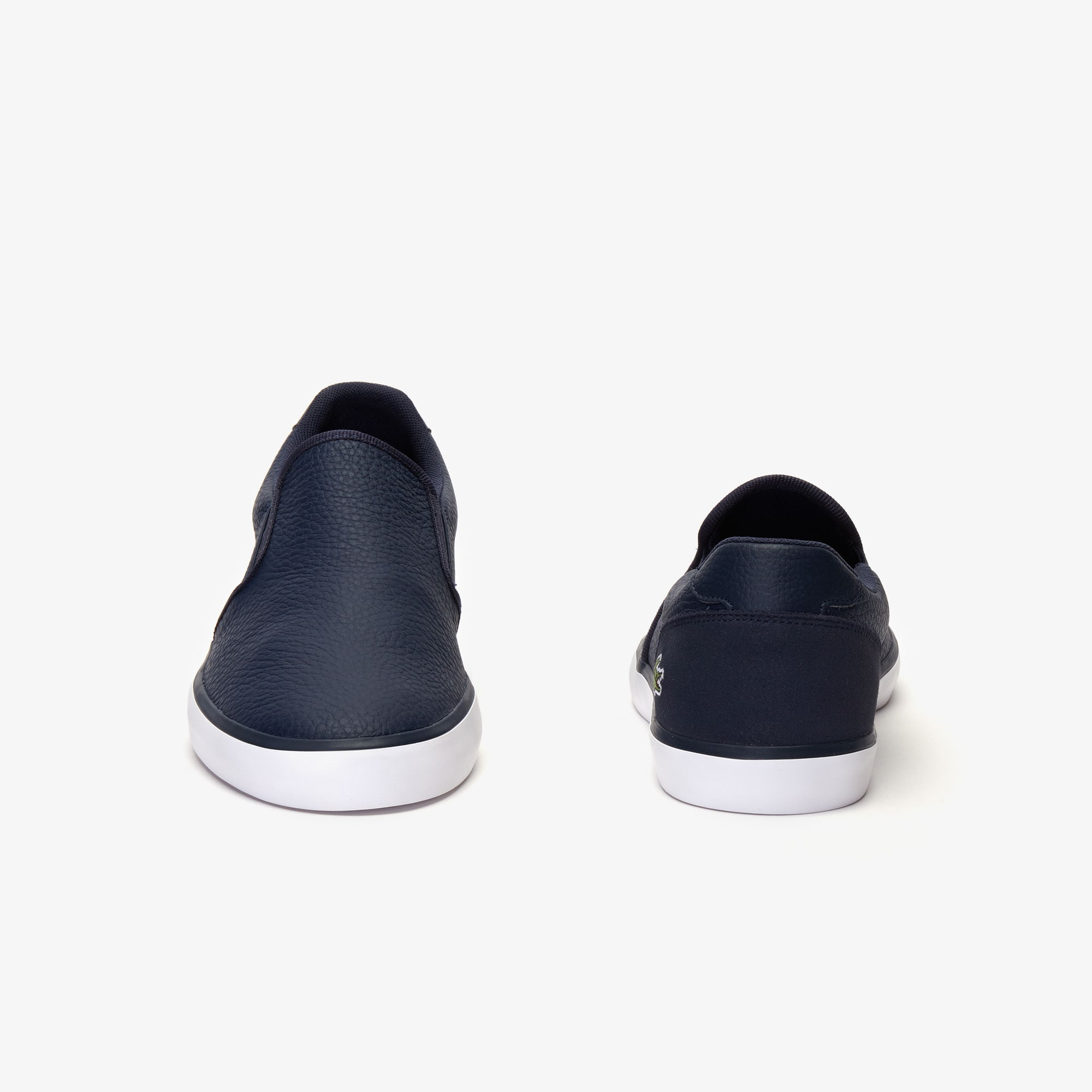 Men's Jouer Leather Slip-On Sneakers