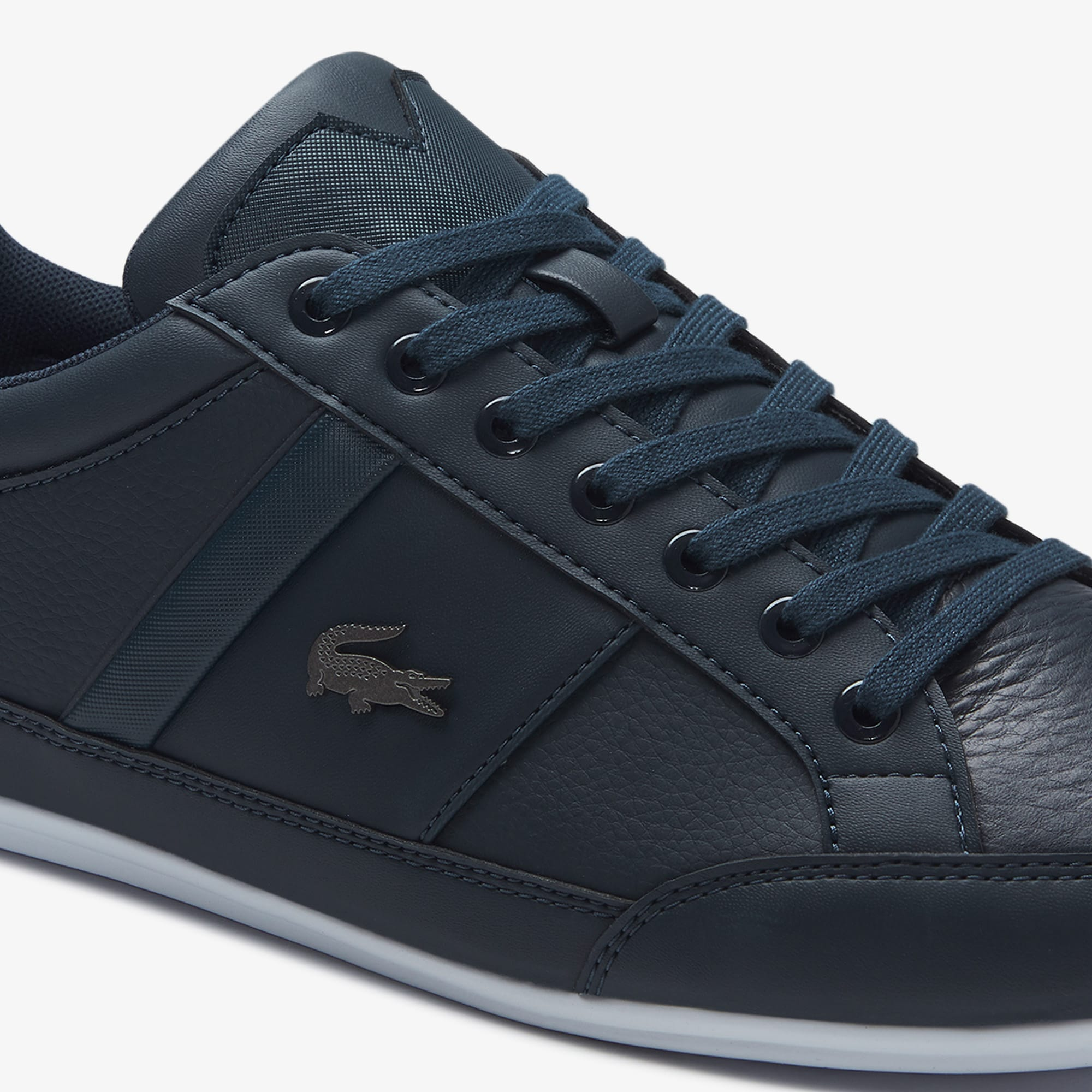 Men's Chaymon Low-Top Leather-Paneled Sneakers