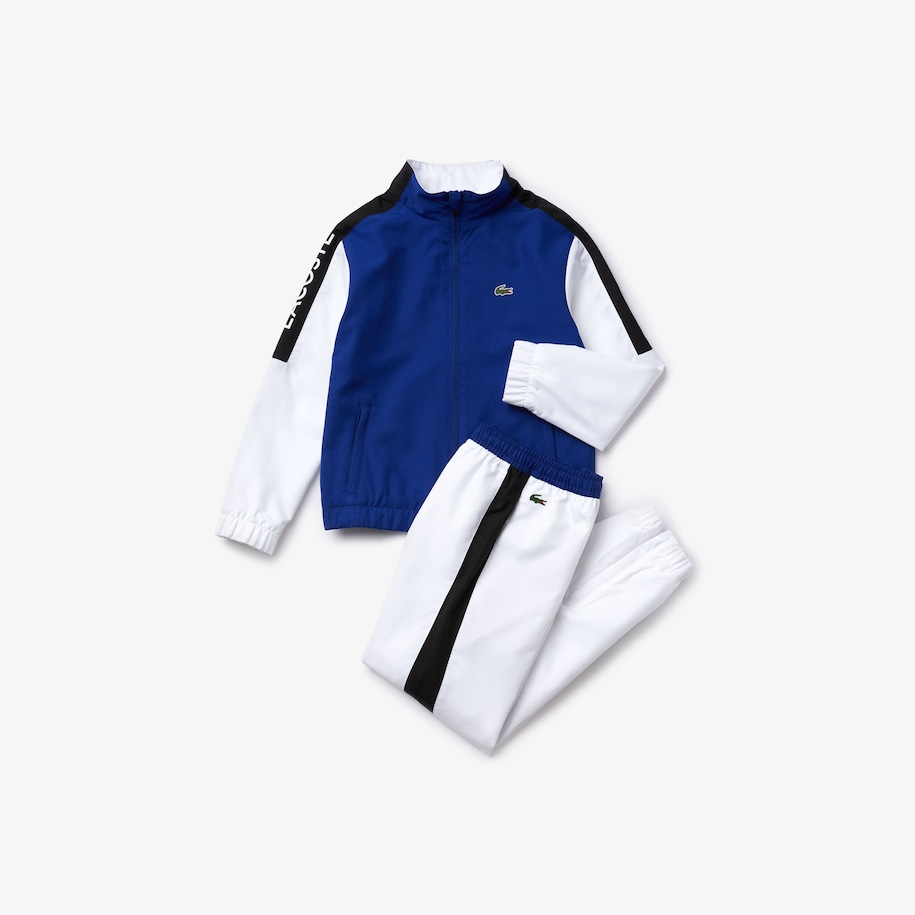 Boys' SPORT Colorblock Tracksuit
